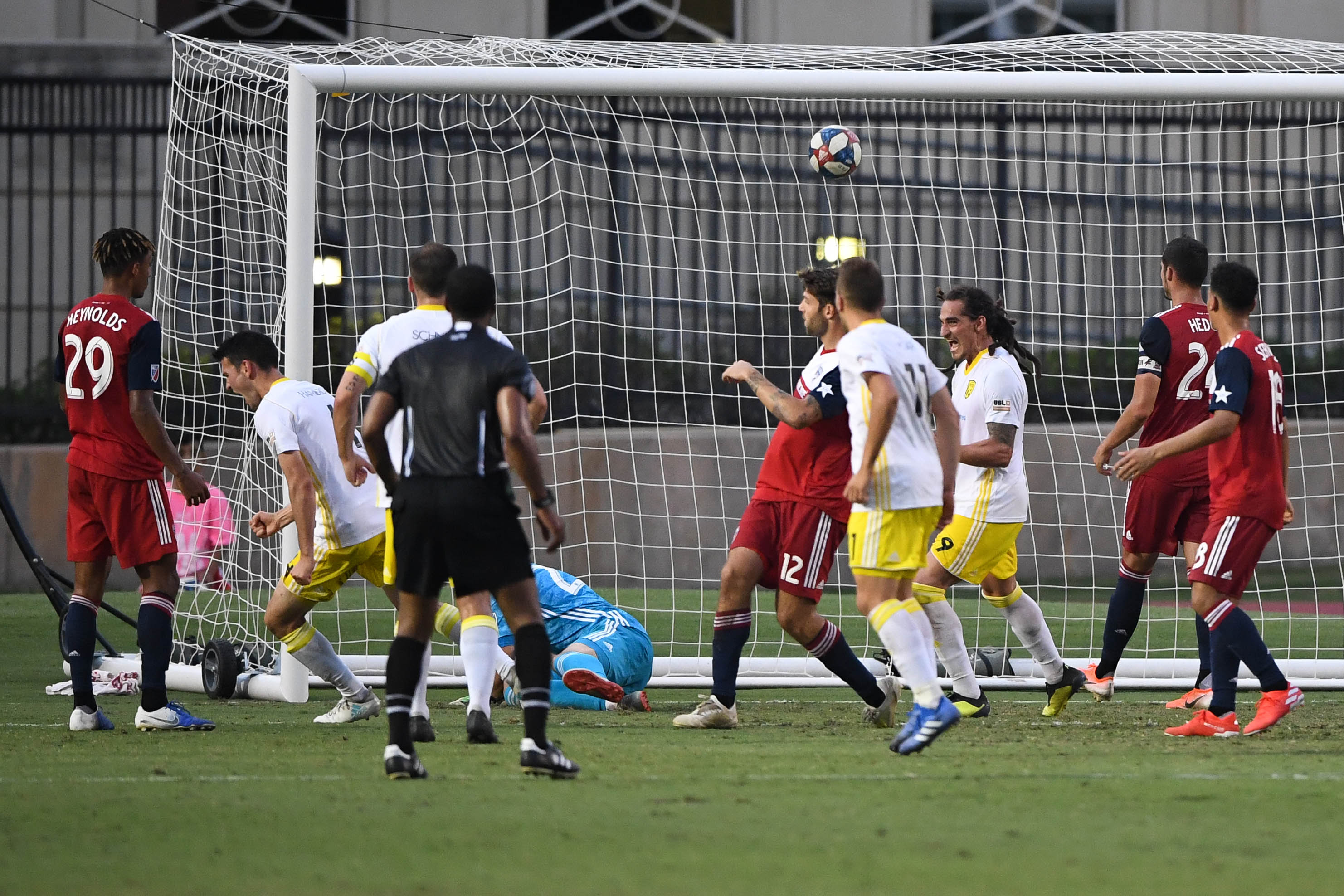MLS: U.S. Open Cup-New Mexico United at FC Dallas