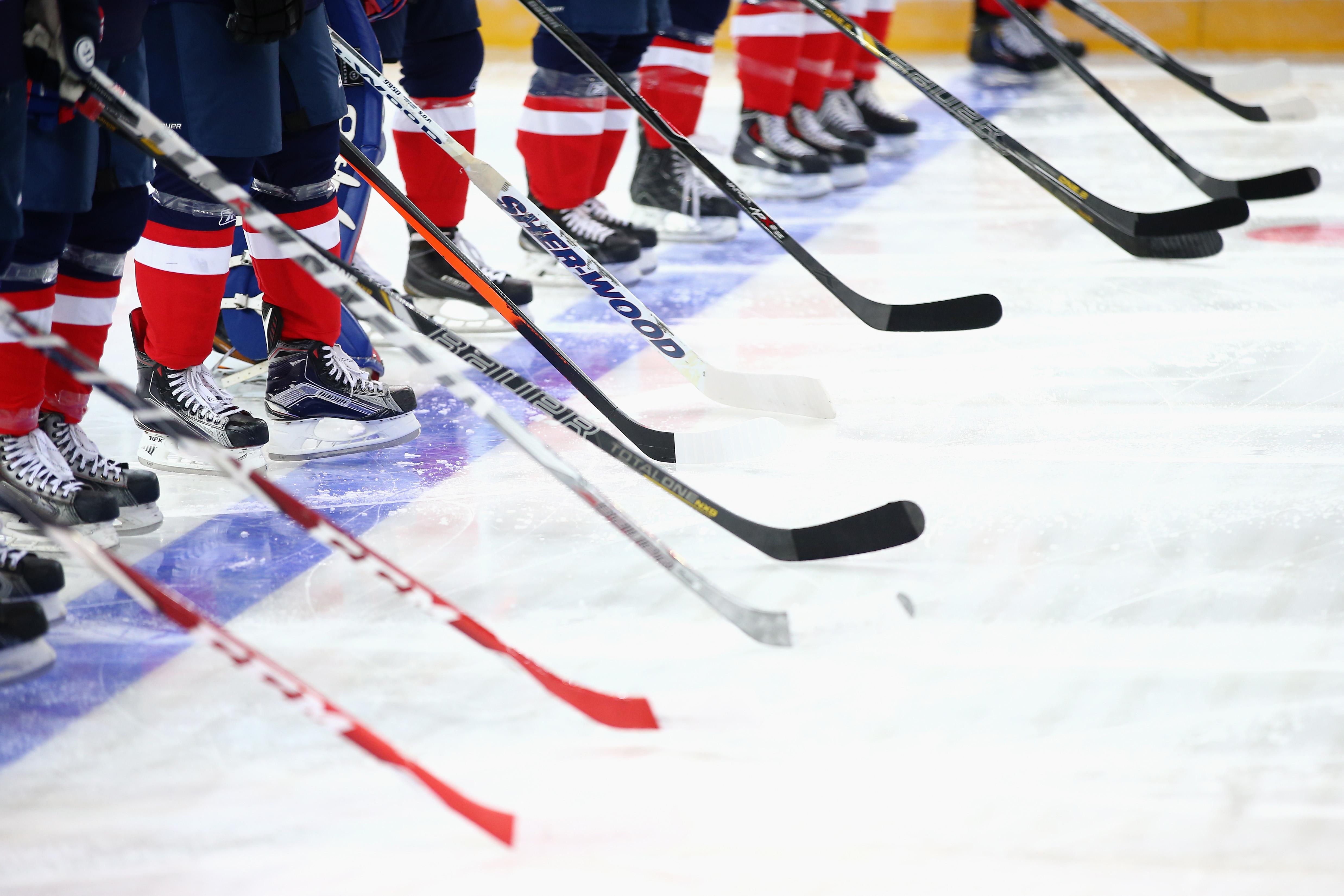 2015 Ice Hockey Classic - USA v Canada
