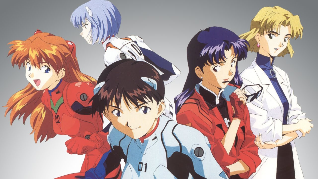 The road to Evangelion on Netflix is paved with weird bootlegs