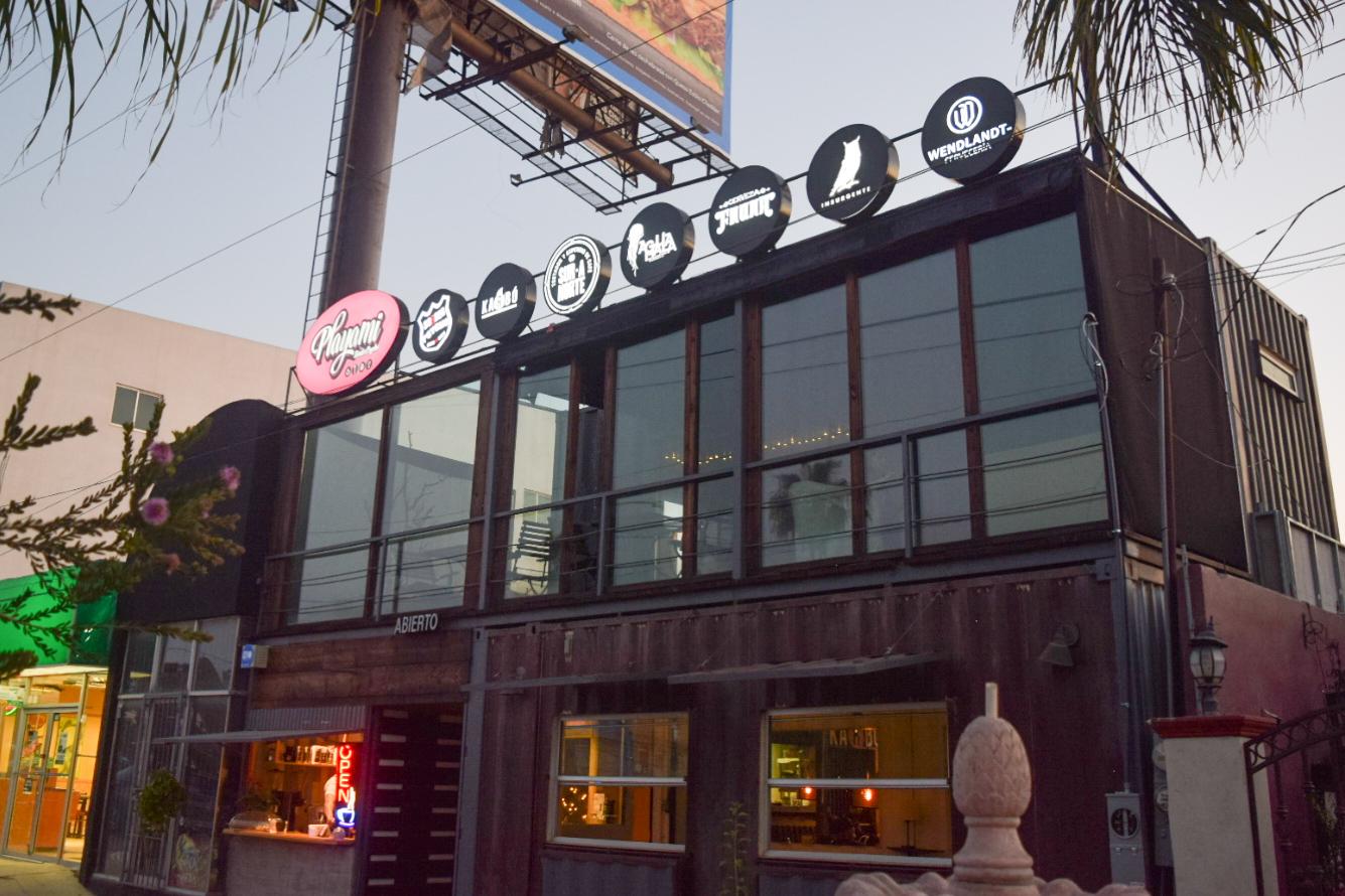 Beachside Beer Garden and Bar Now Pouring in Tijuana