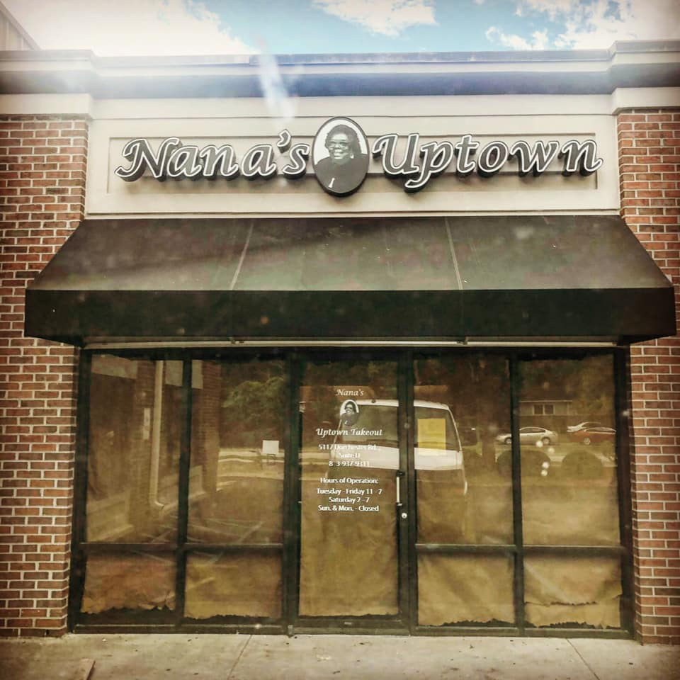 Downtown Staple Nana's Seafood & Soul Expands North