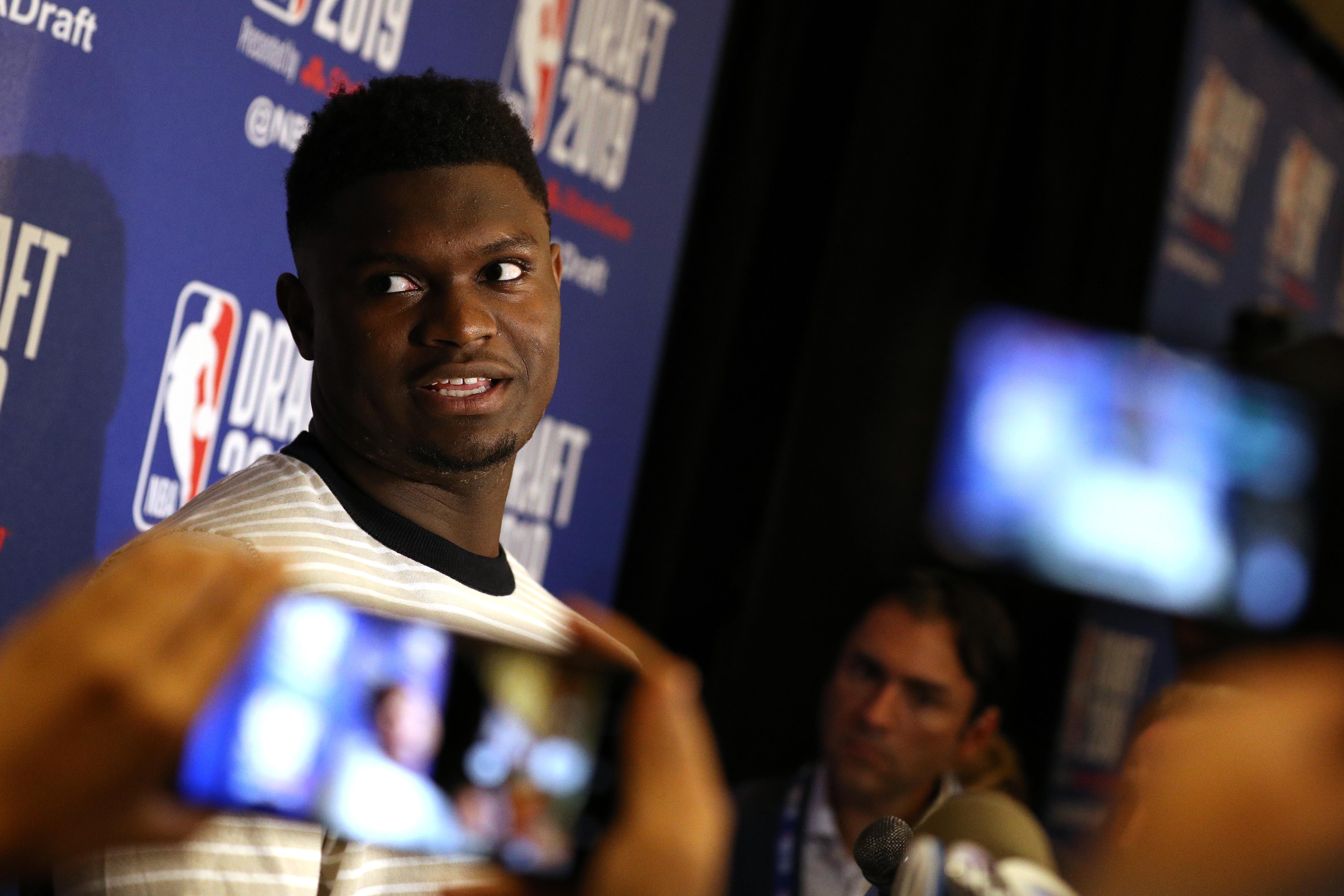 2019 NBA Draft - Media Availability