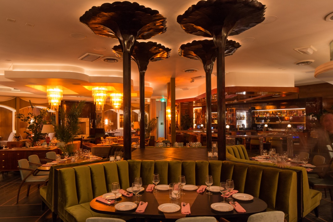 Delilah Revives the Modern Supper Club in West Hollywood