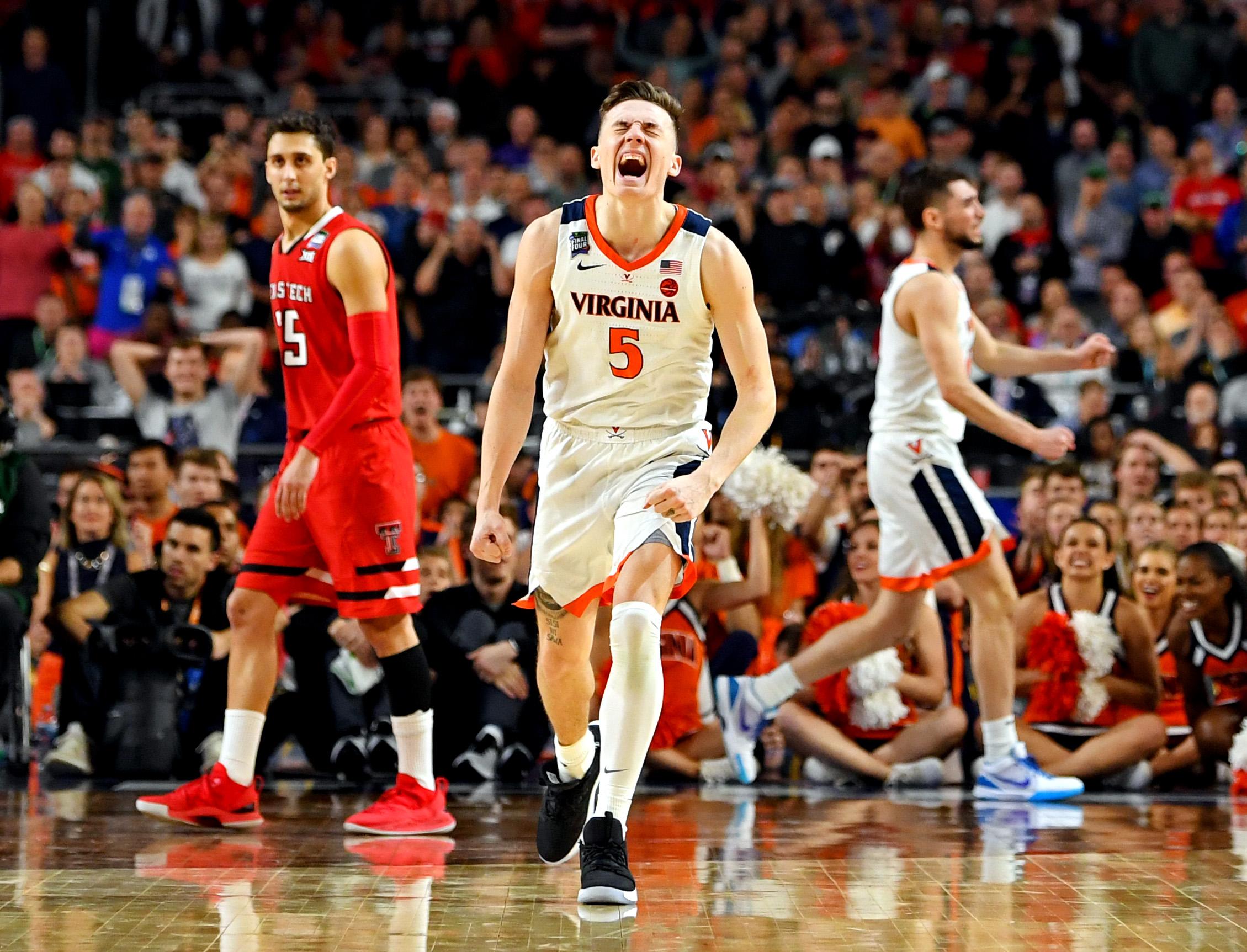 NCAA Basketball: Final Four-National Championship-Virginia vs Texas Tech