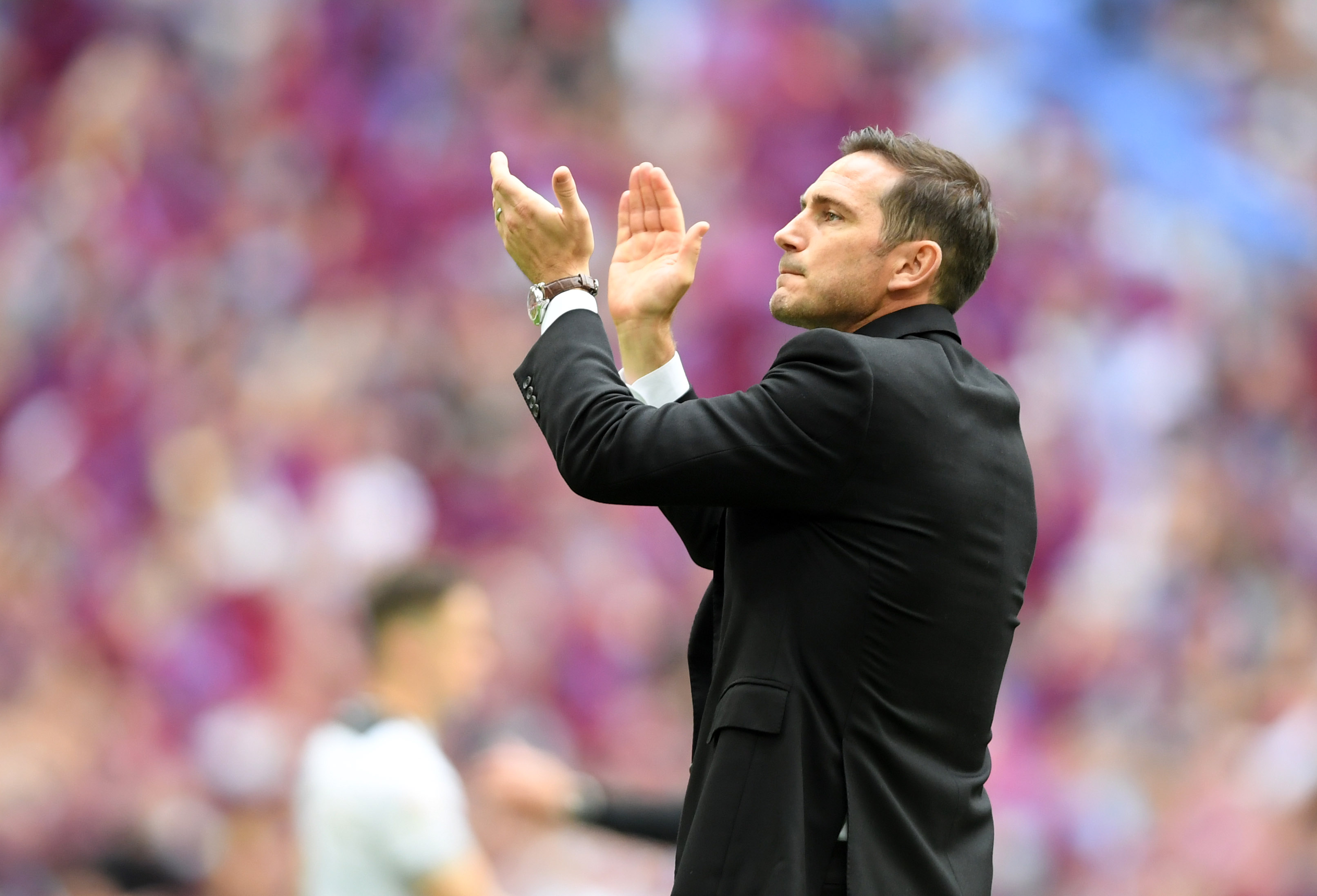 Lampard appointment at Chelsea not expected until next week — report