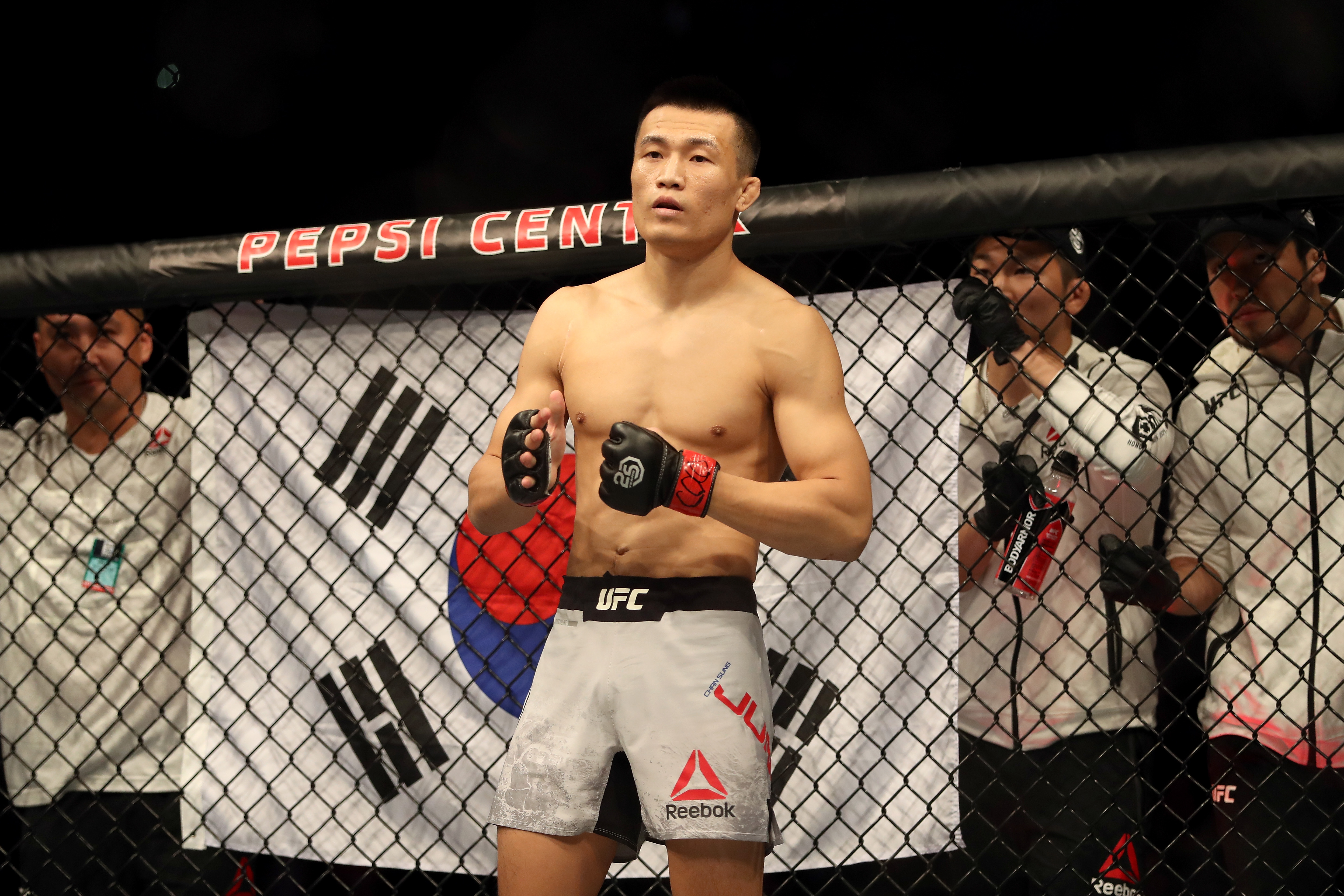 UFC Fight Night The Korean Zombie v Rodriguez