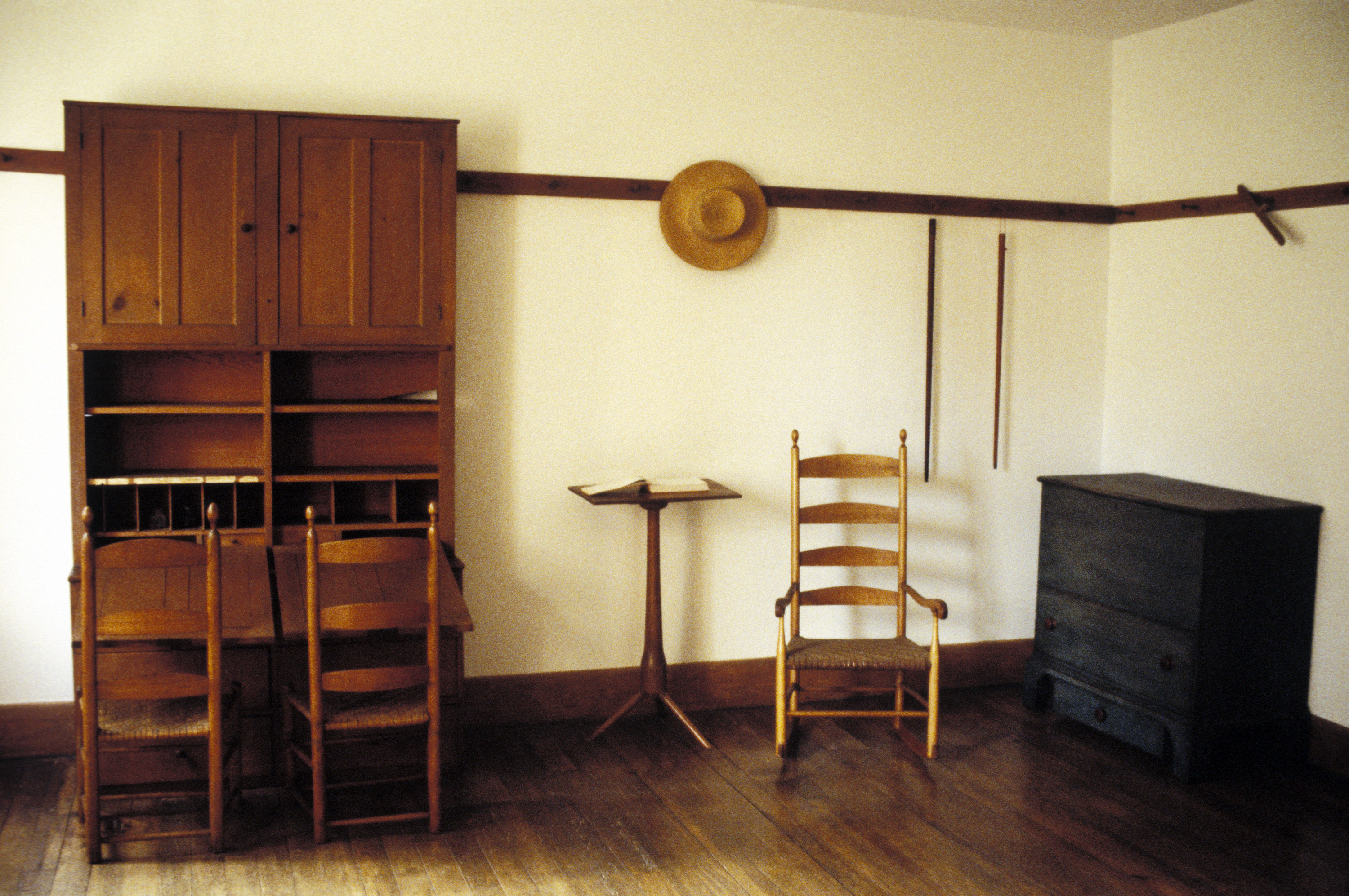 One of America's most popular furniture styles was invented by a celibate religious sect