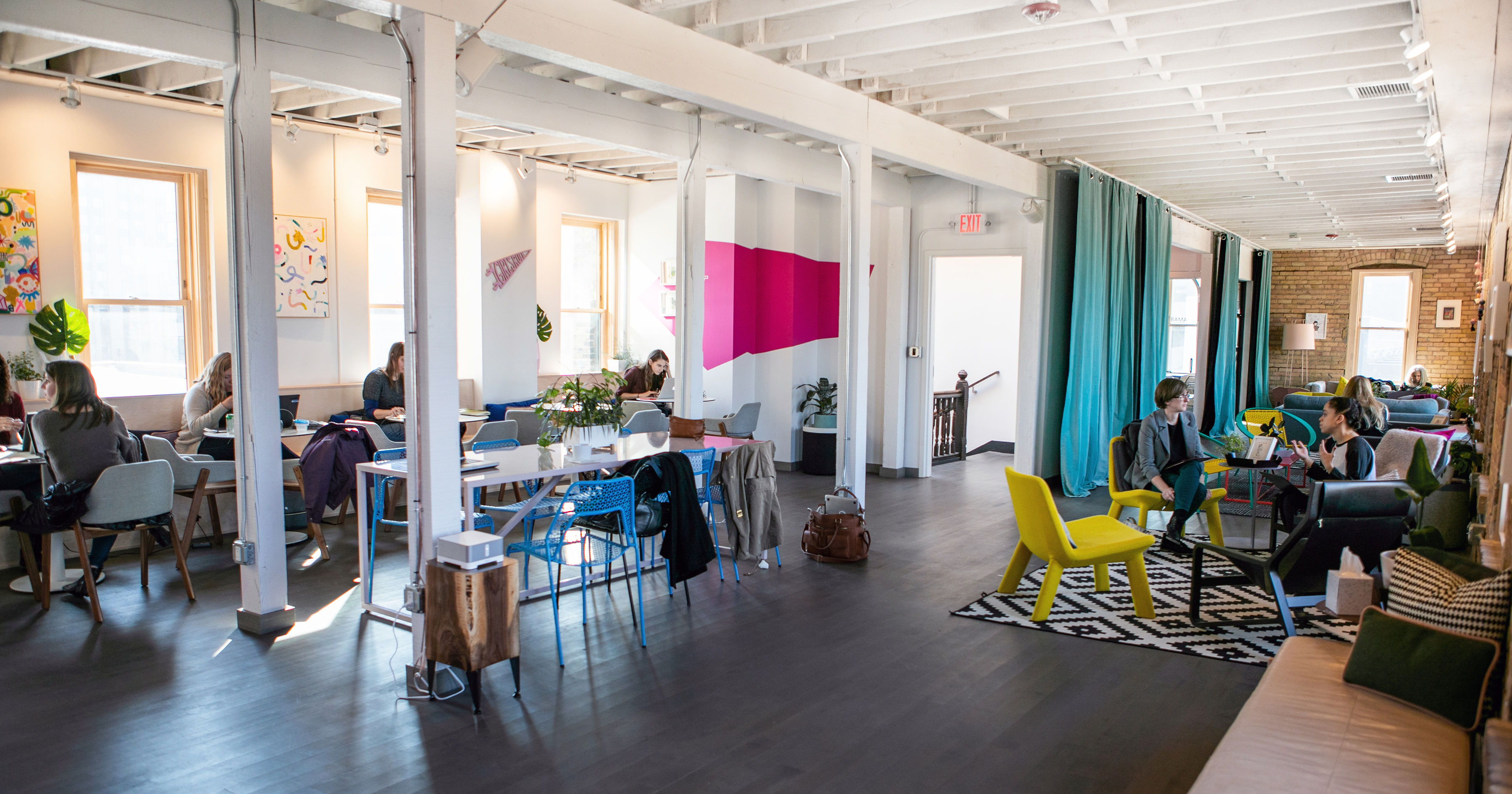 Can coworking companies sell inclusive communities?