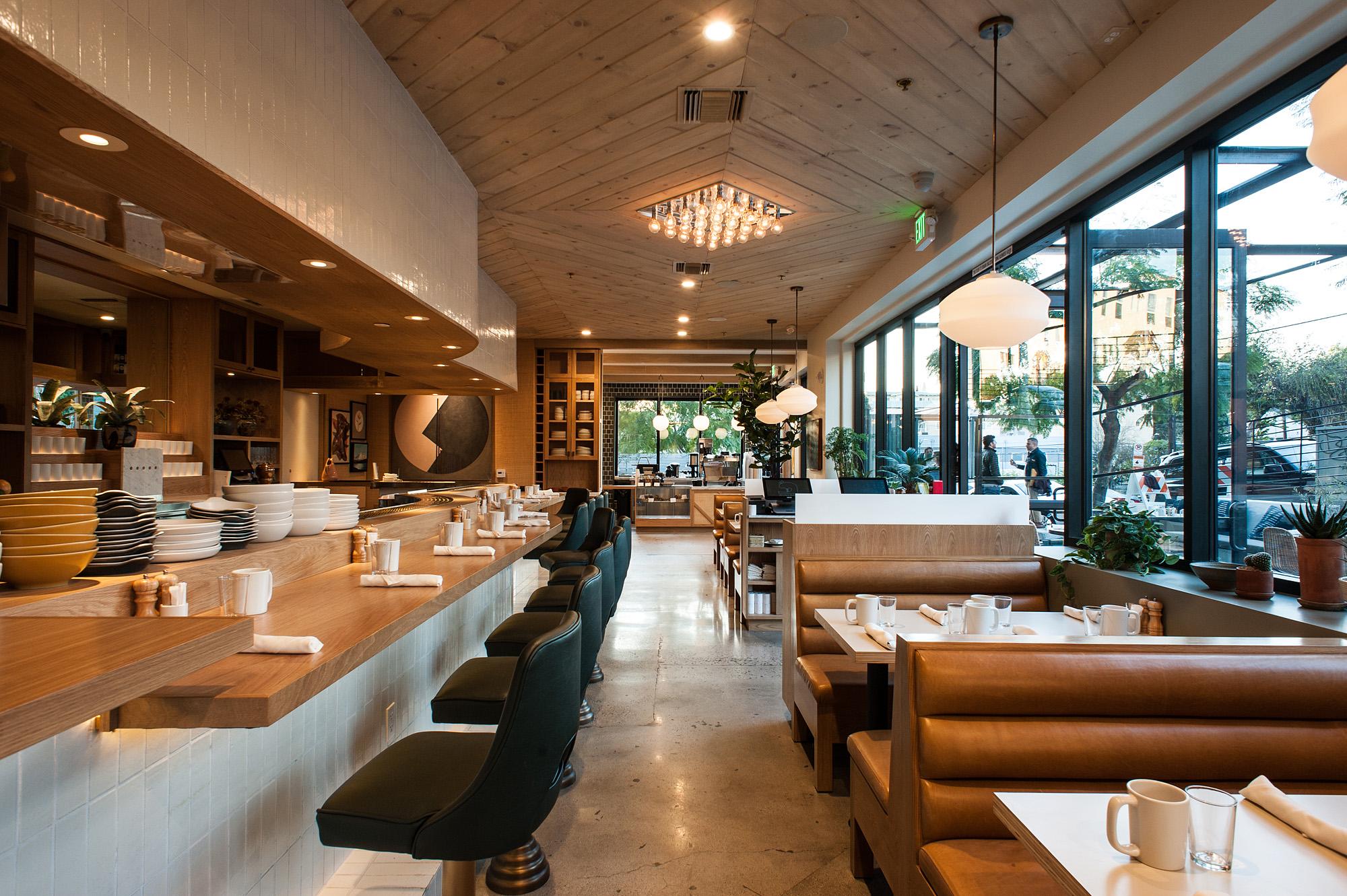 An Echo Park Neighborhood Staple Restaurant Jumps West Towards Playa Vista
