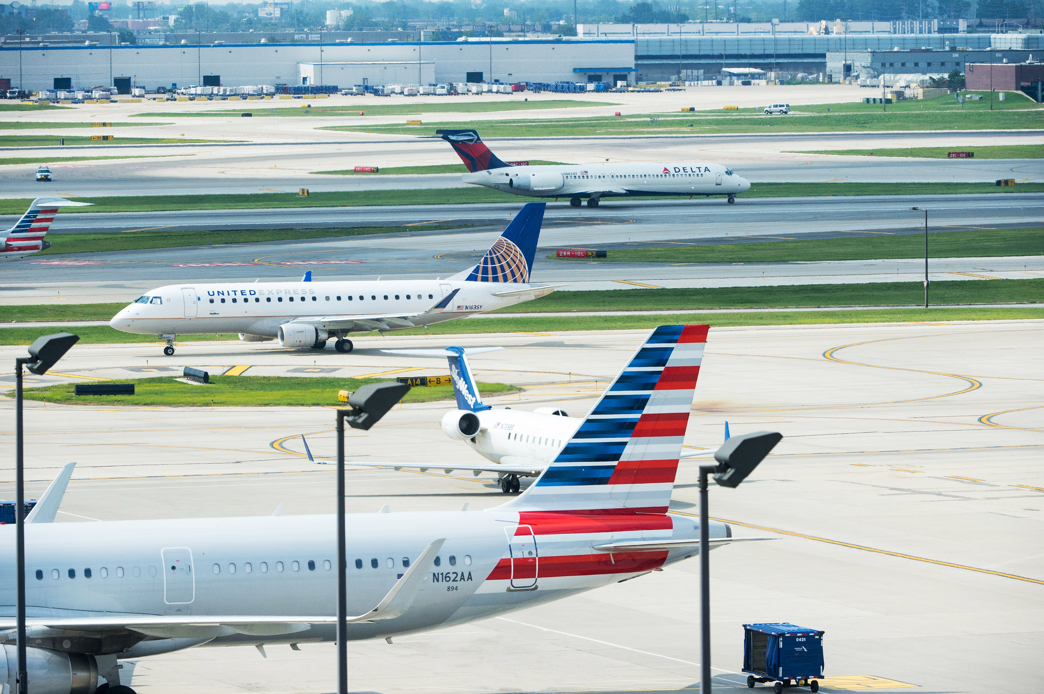 Chicago Airline Caterers May Strike at O'Hare Airport