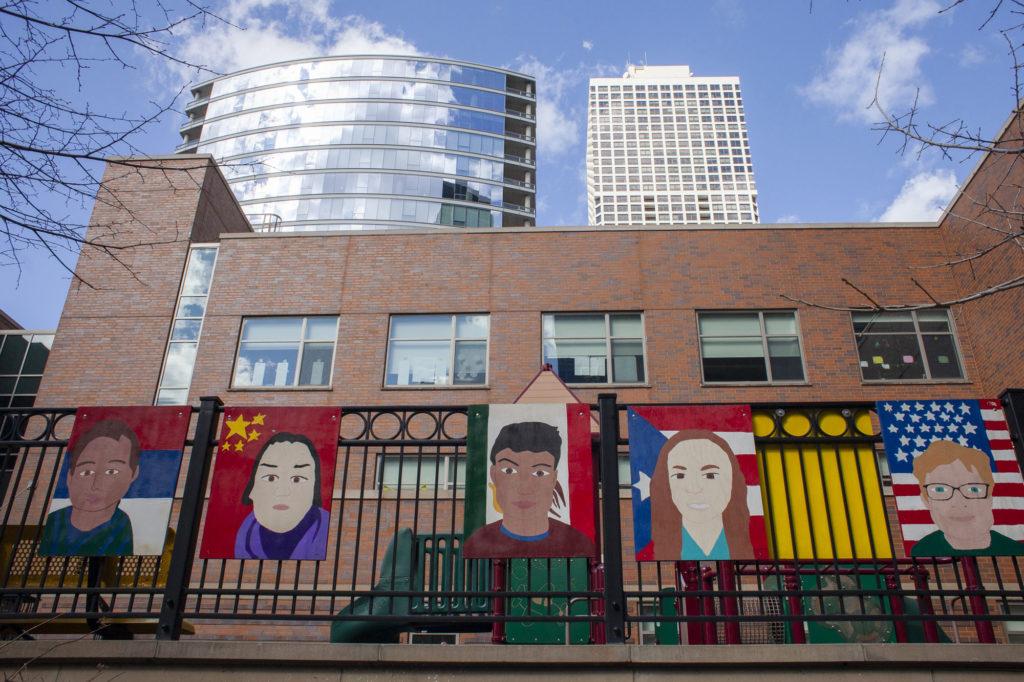 Ogden International School on Chicago's Gold Coast.
