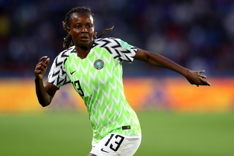 Ngozi Okobi - Nigeria - 2019 FIFA Women's World Cup France