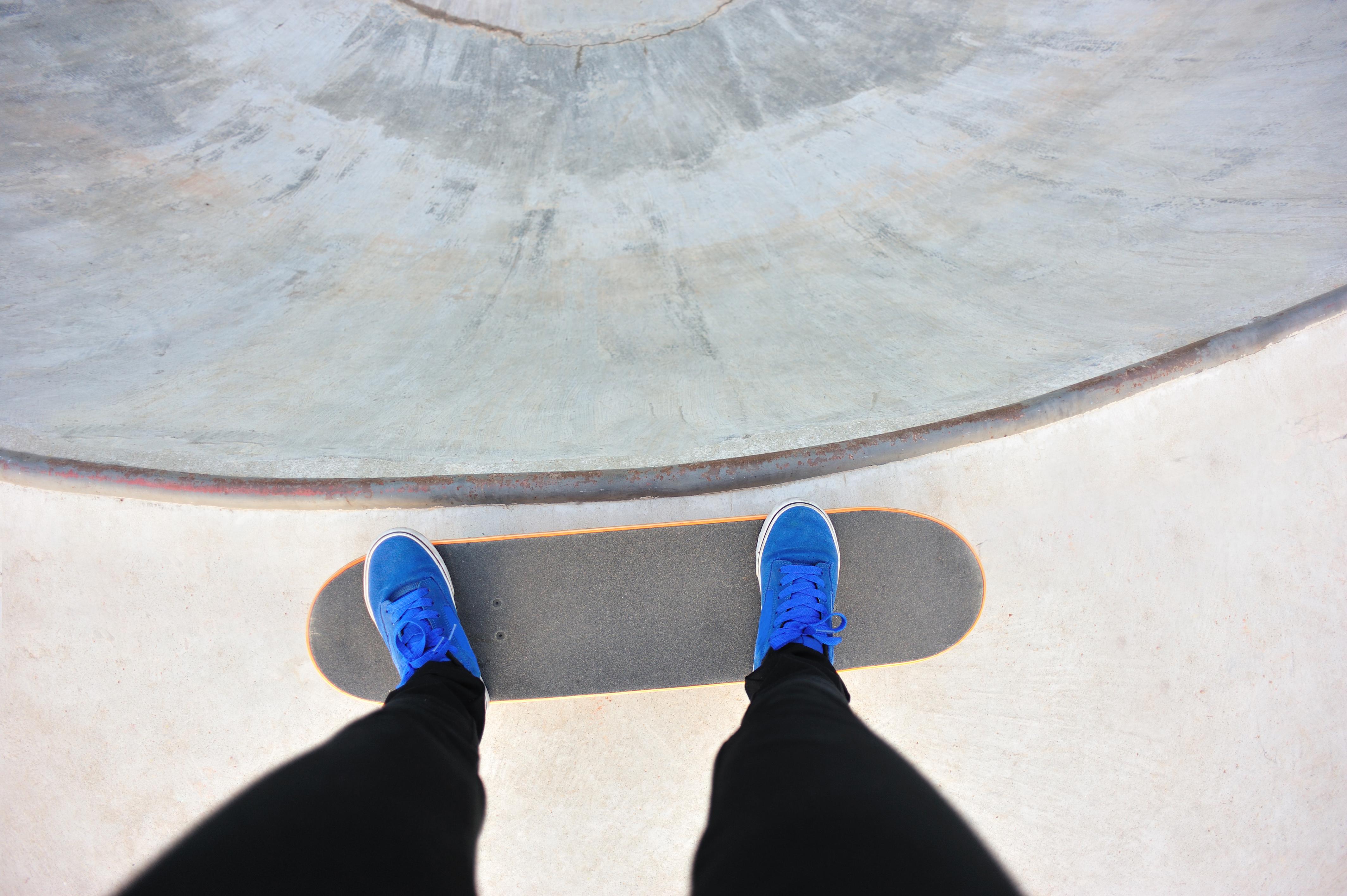 Celebrate the grand opening of Riverside Park's new skatepark