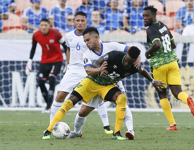 El Salvador v Jamaica: Group C - 2019 CONCACAF Gold Cup