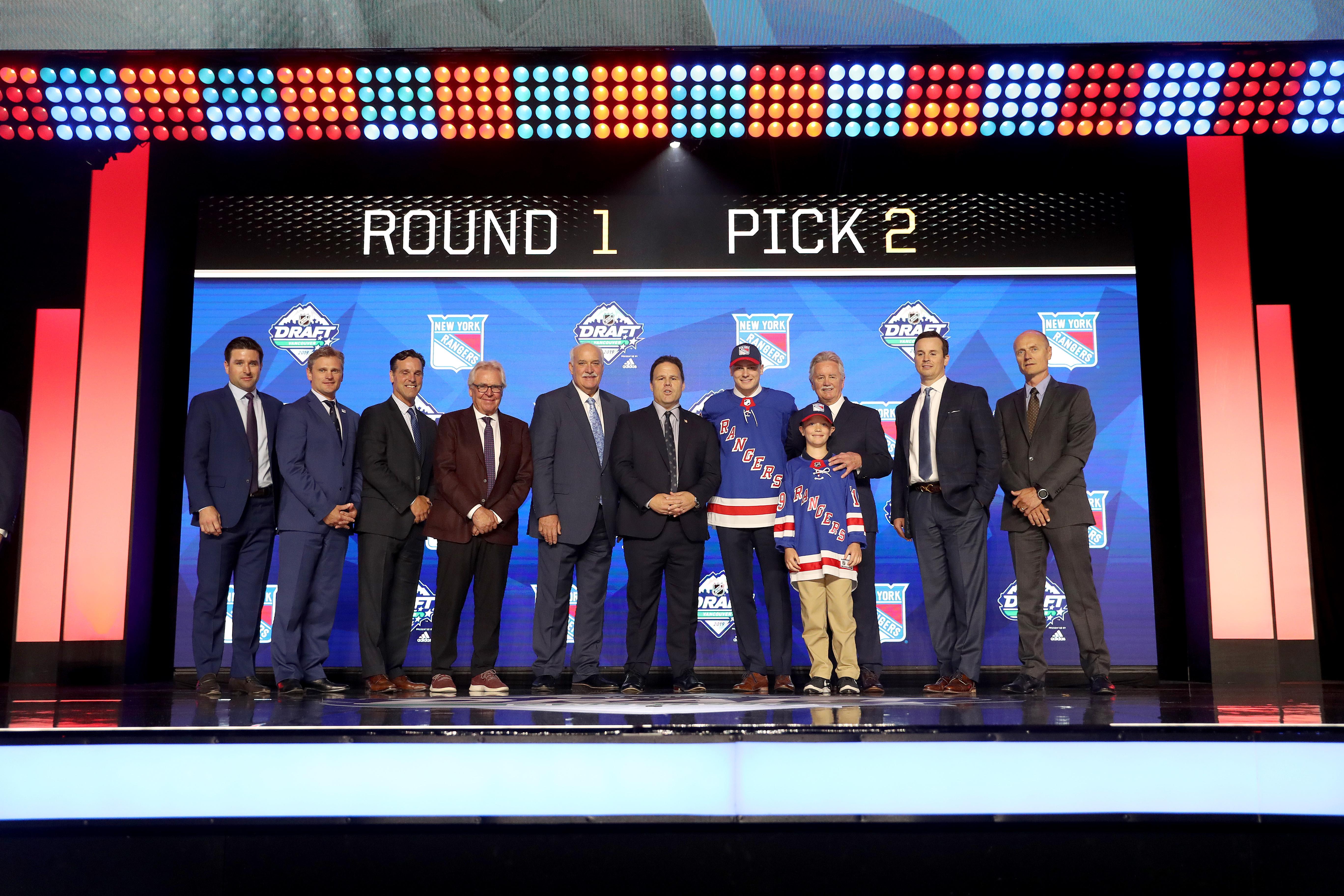 2019 NHL Draft - Round One