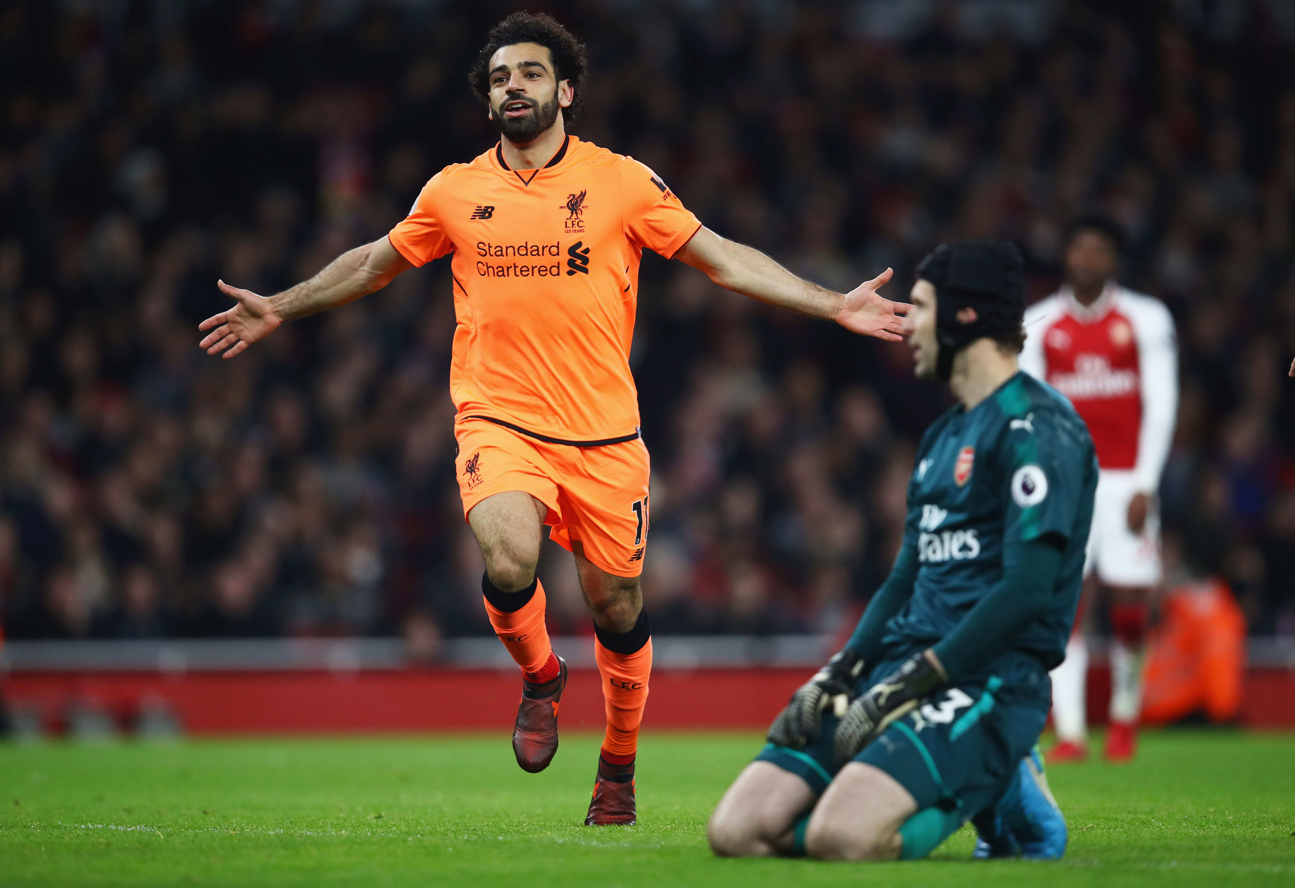 Celebrating Two Years of Mohamed Salah