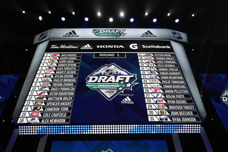 eb3fa95f0f3eec 2019 NHL Draft: New York Islanders select Reece Newkirk, Portland center at  147