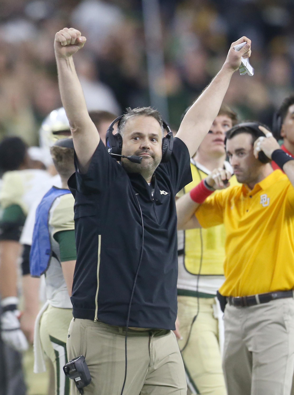 NCAA Football: Texas Bowl-Baylor vs Vandebilt