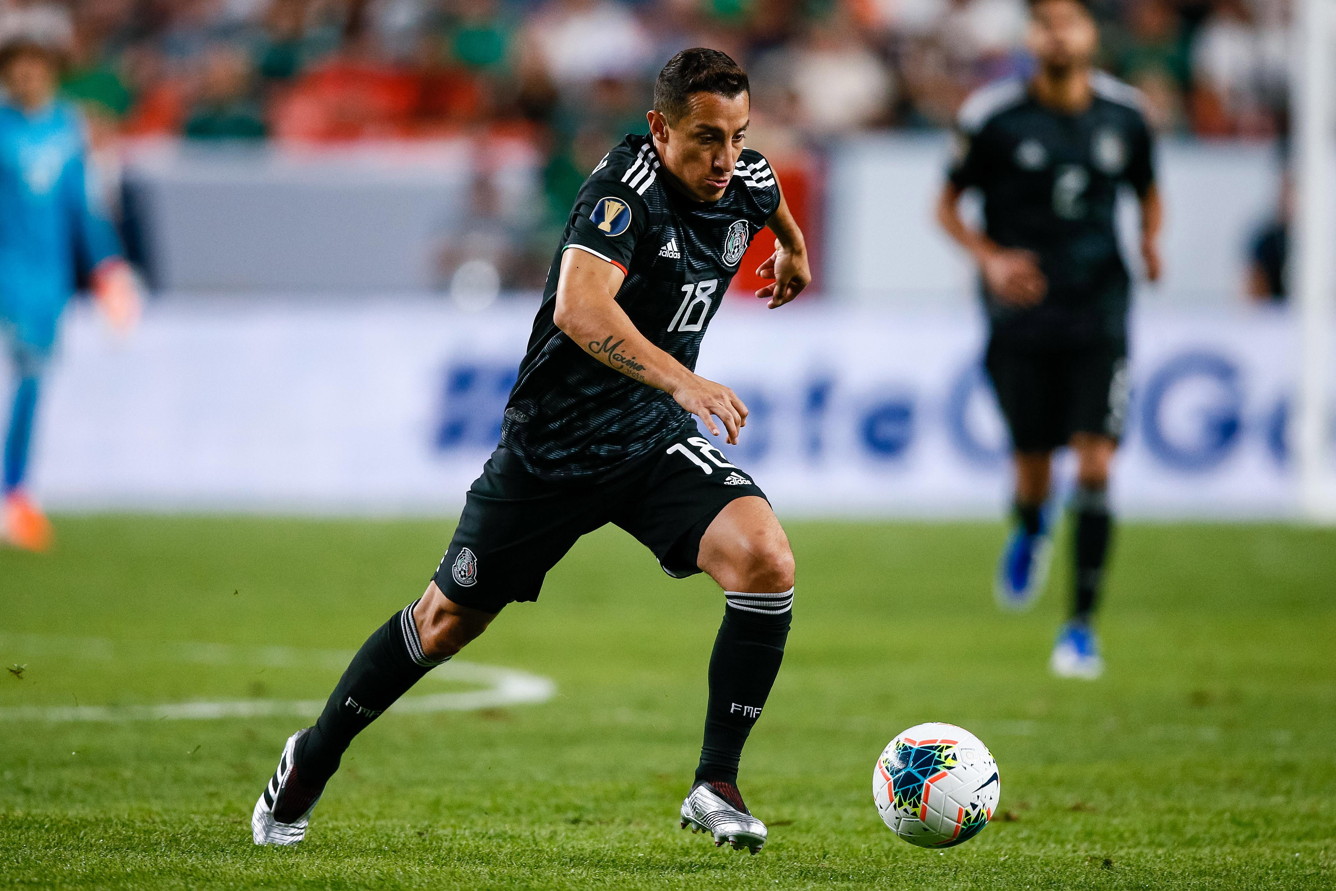 Soccer: CONCACAF Gold Cup-Mexico at Canada
