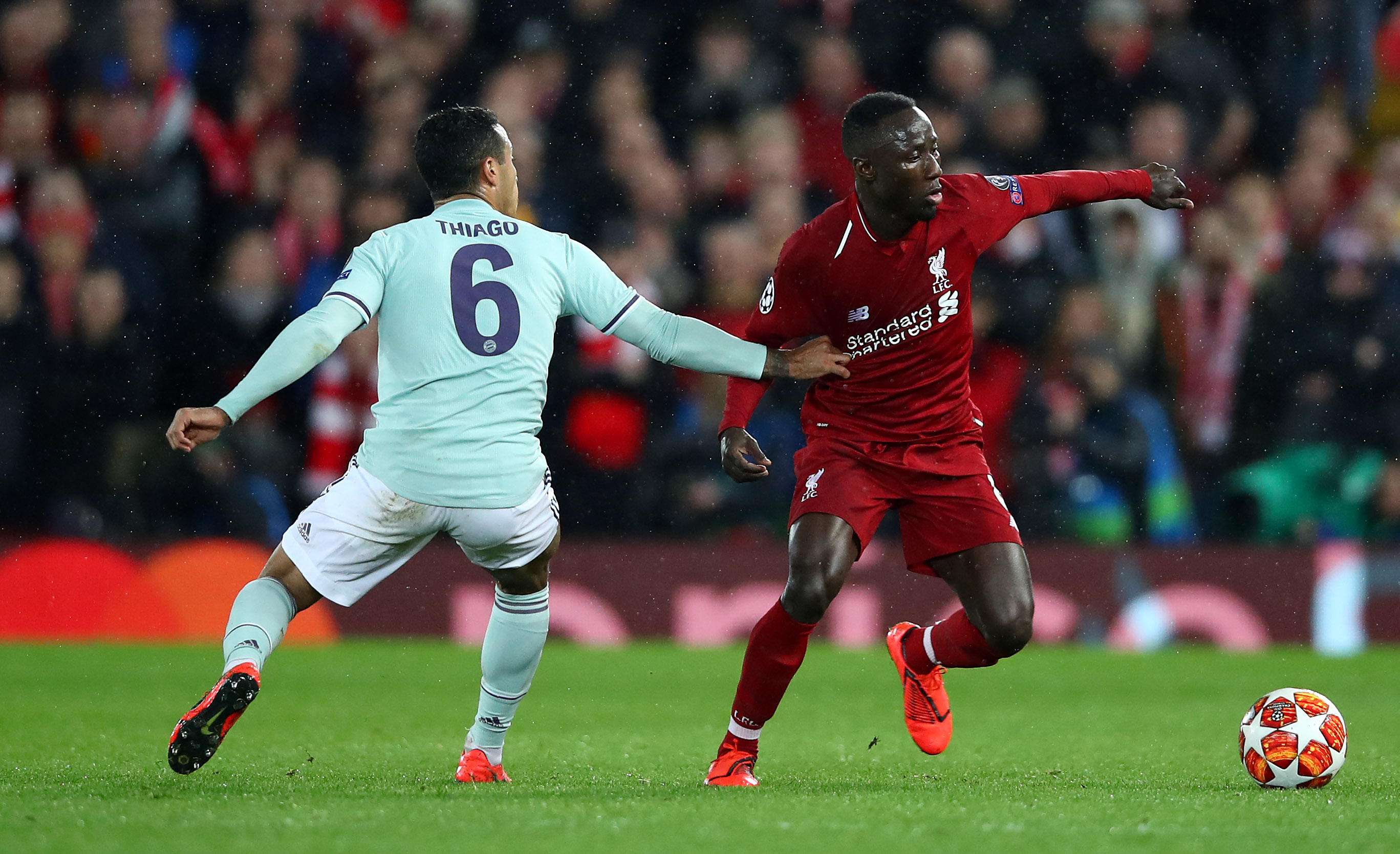 Naby Keïta Returns from Injury for Guinea at Africa Cup of Nations