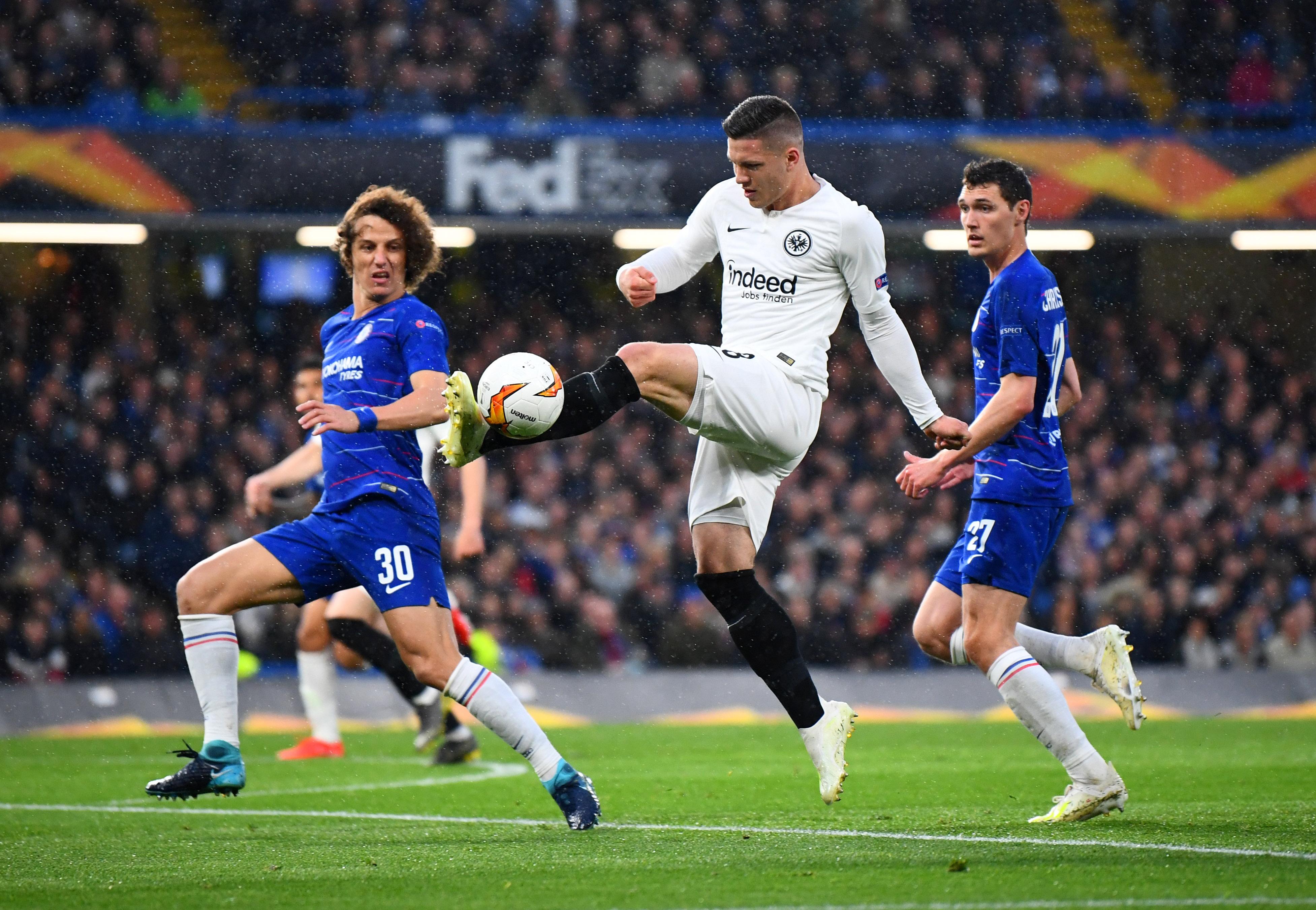 Chelsea v Eintracht Frankfurt - UEFA Europa League Semi Final : Second Leg