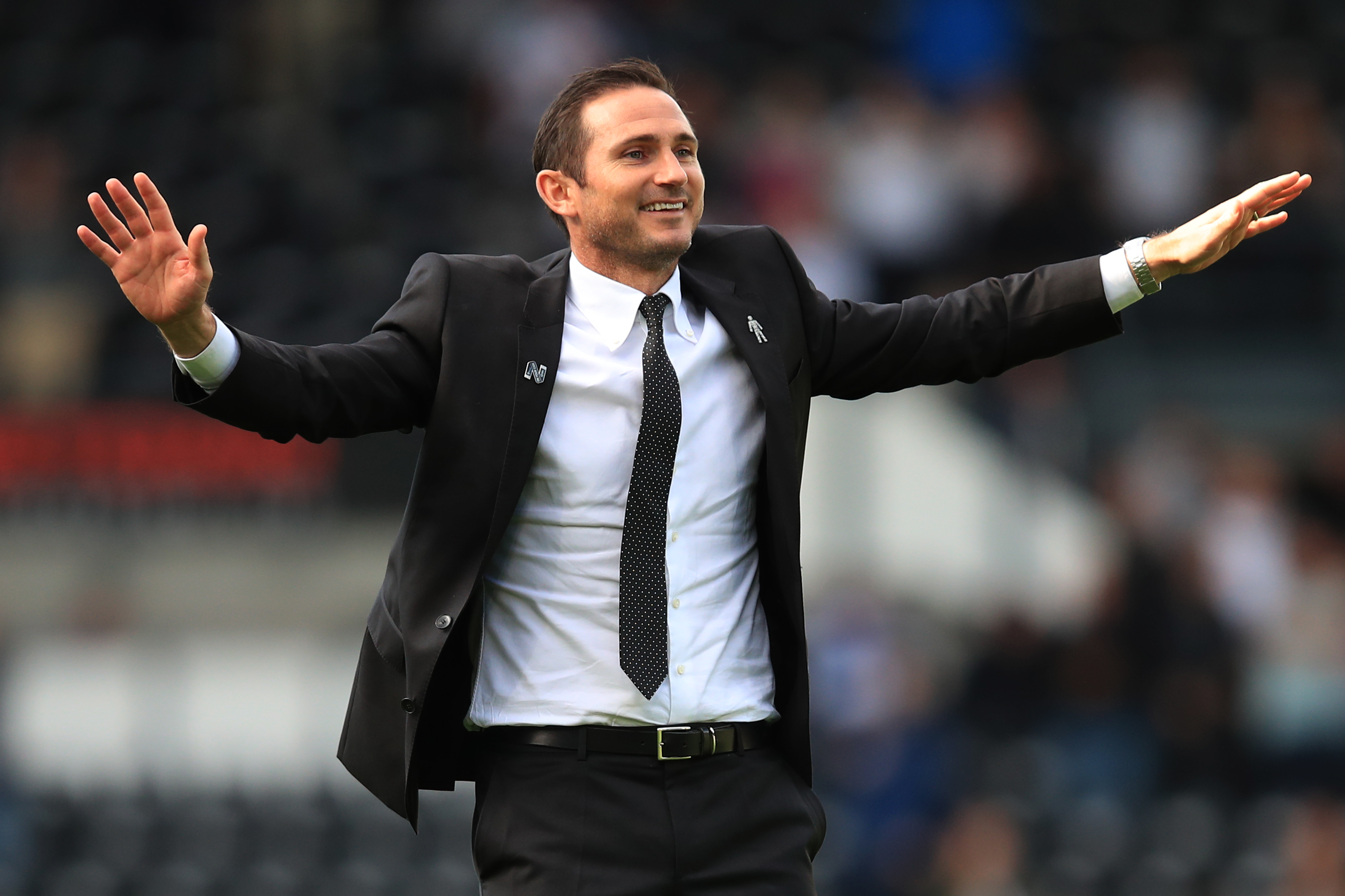 Welcome to Frank Lampard week!