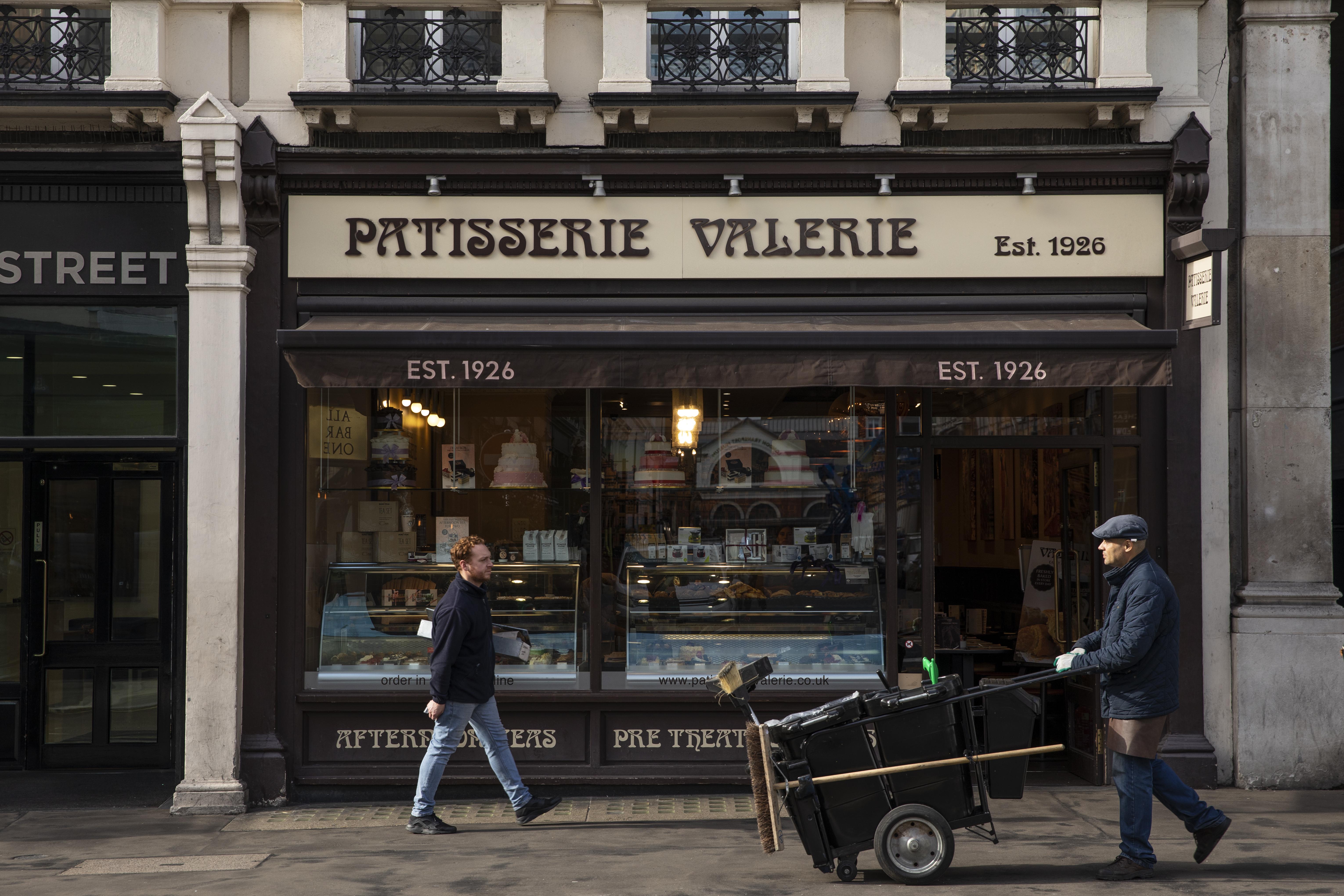 Patisserie Valerie financial investigation sees five arrests