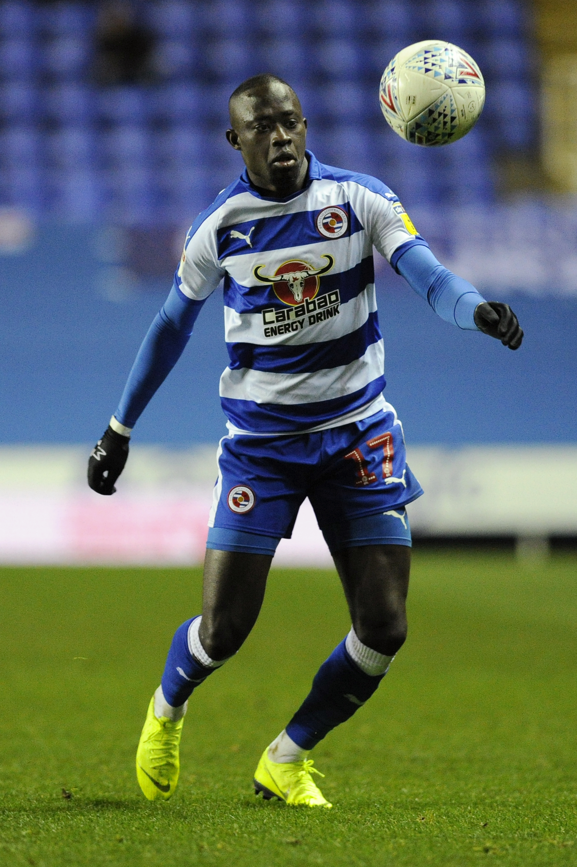 Modou Barrow Reportedly Wants Out Of Reading