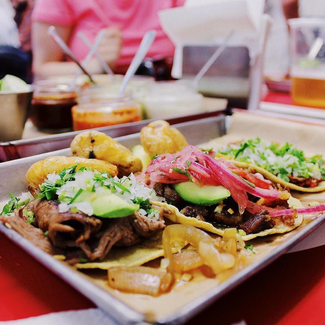 A dish from Mexico City