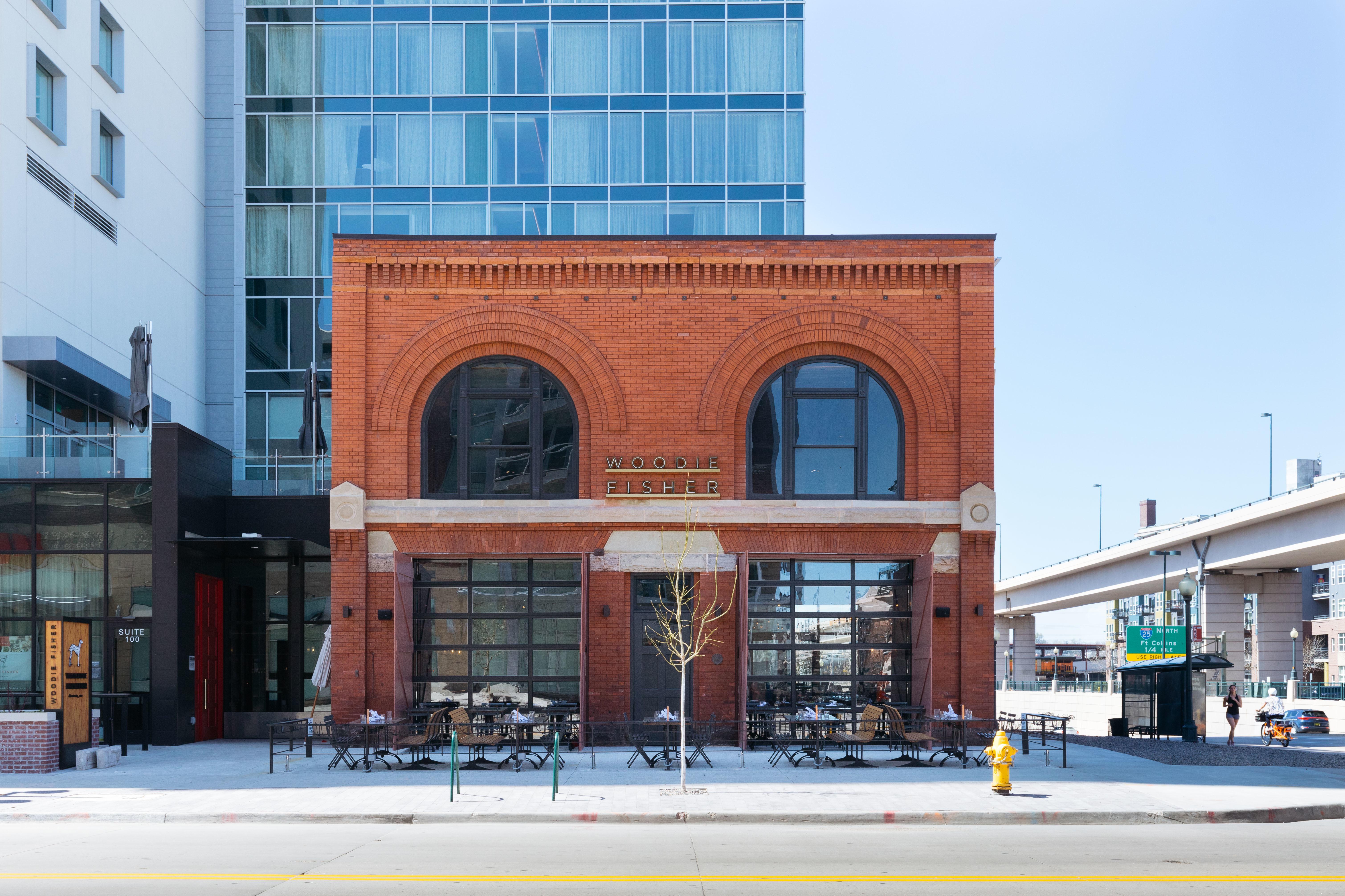 Former Fruition Chef Shakes Up Downtown Denver Landmark