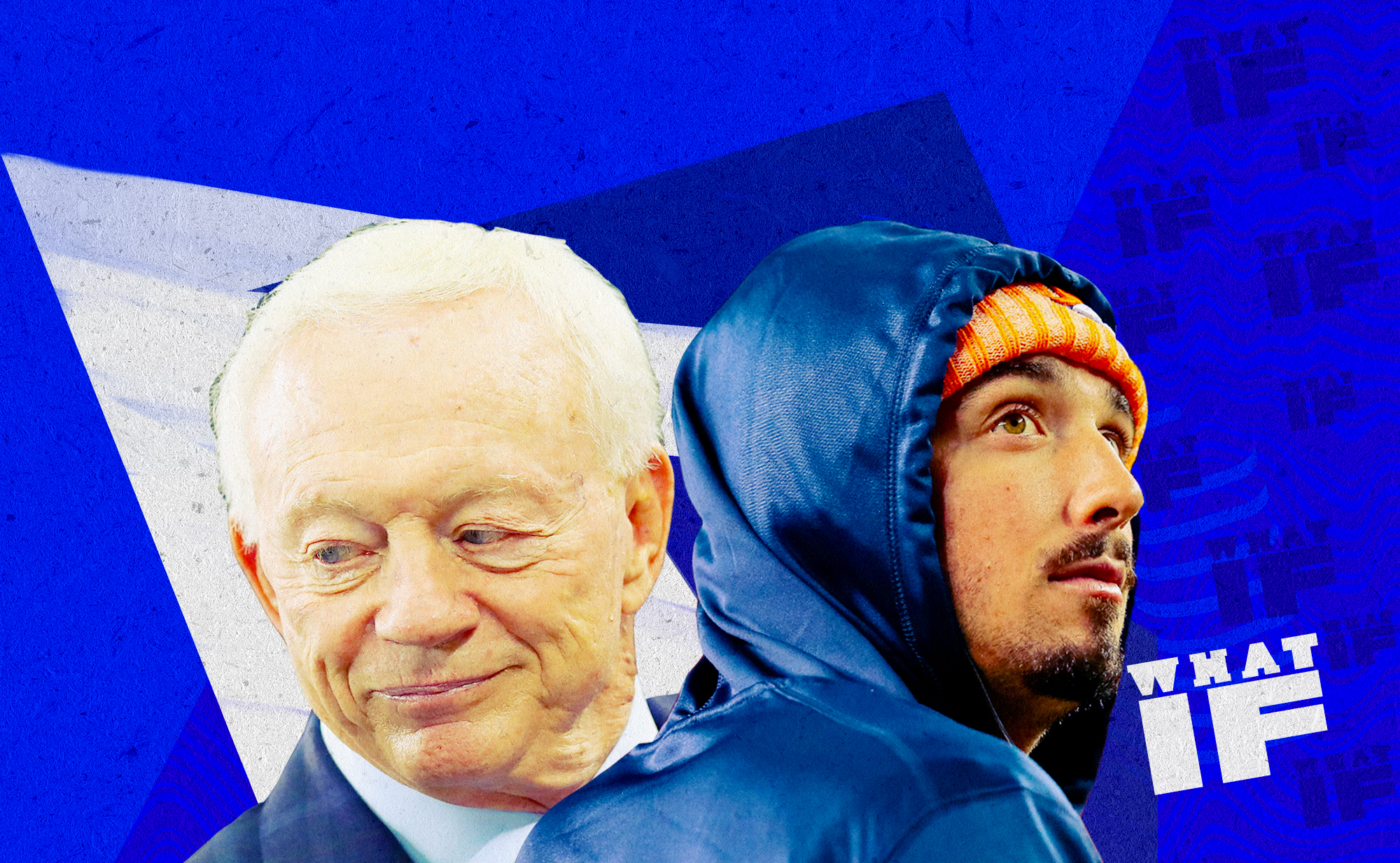 Jerry Jones didn't get what he wanted in the 2016 NFL Draft, and it worked out perfectly