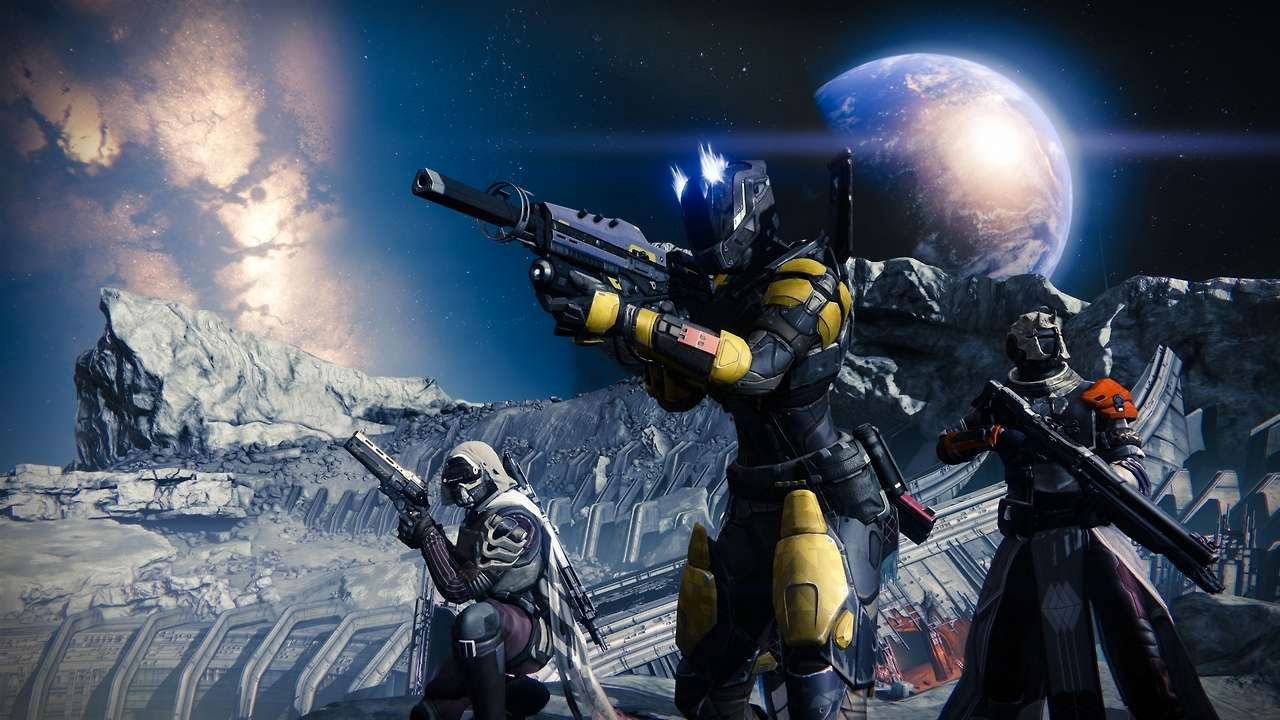 Destiny players are obsessed with Earth's moon, here's why
