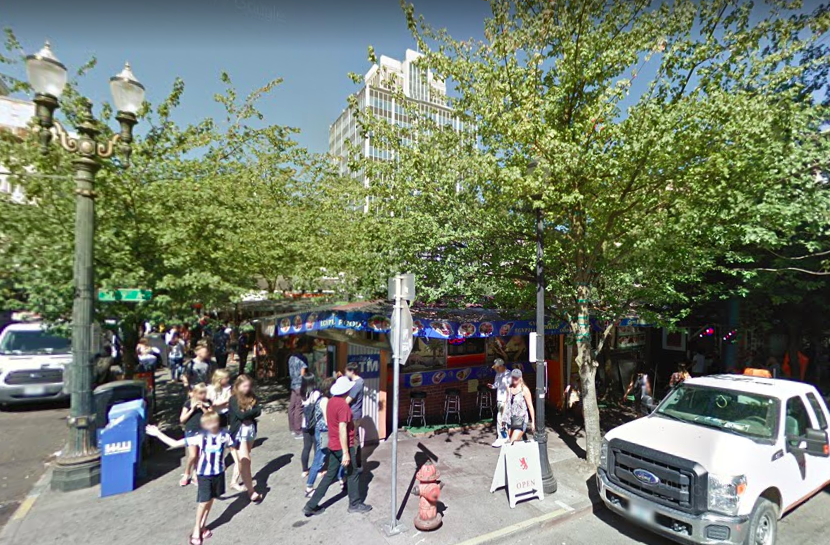 The Alder Street Food Carts May Find a New Locale on the North Park Blocks