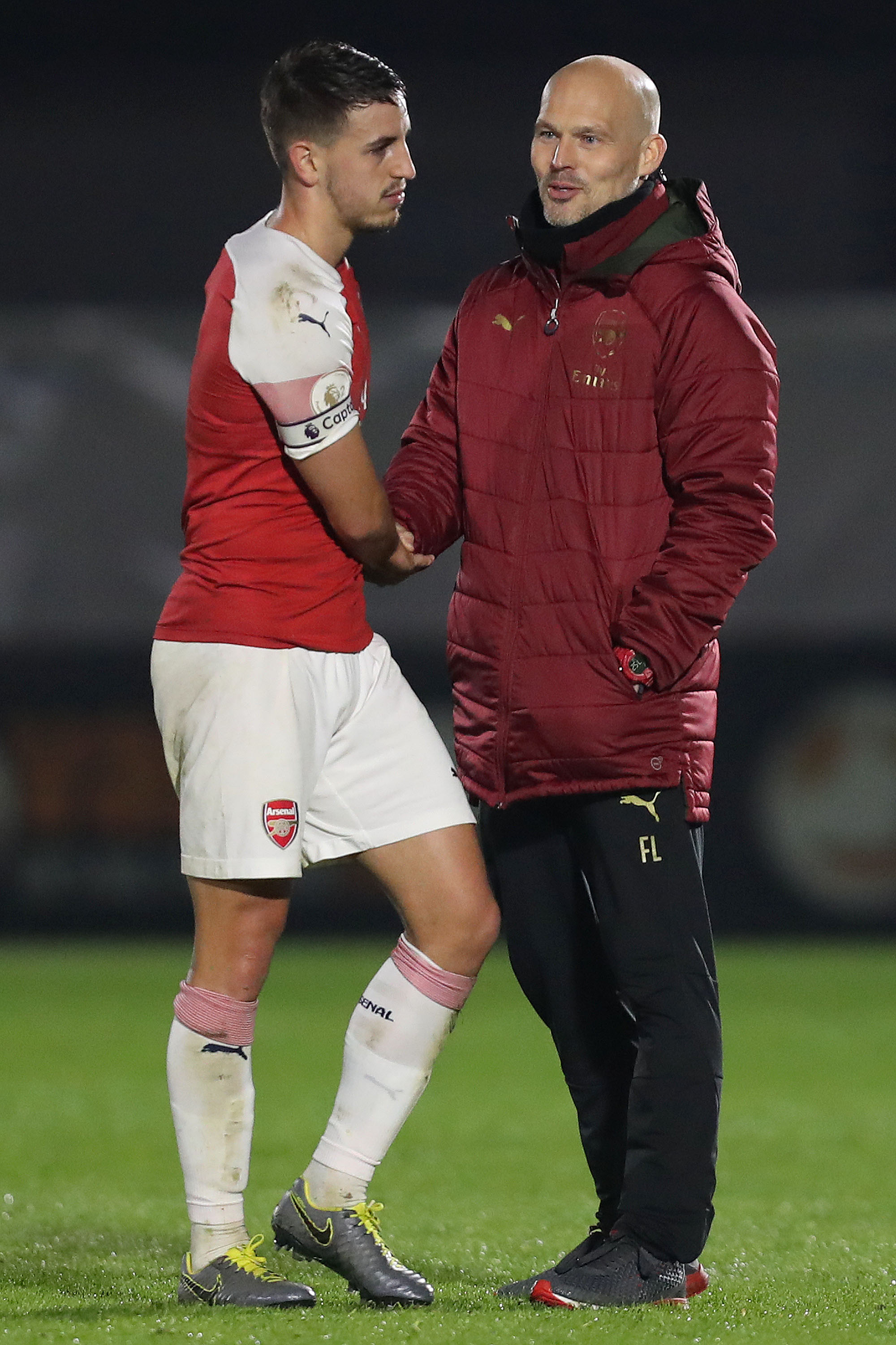 Beyond promoting Freddie Ljungberg, Arsenal have to play their academy prospects