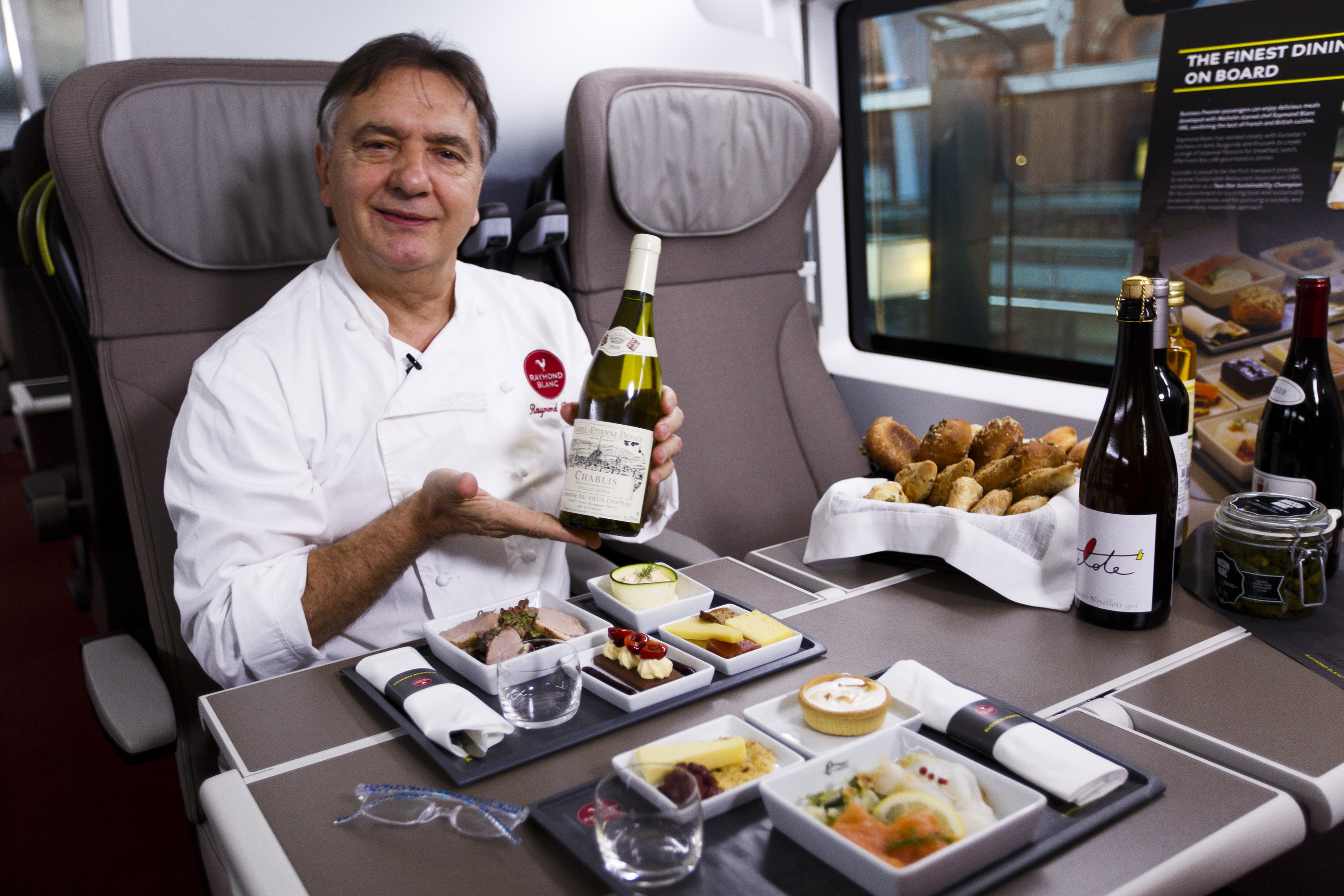 Eurostar Quietly Bans Wine Runs Between Paris and London