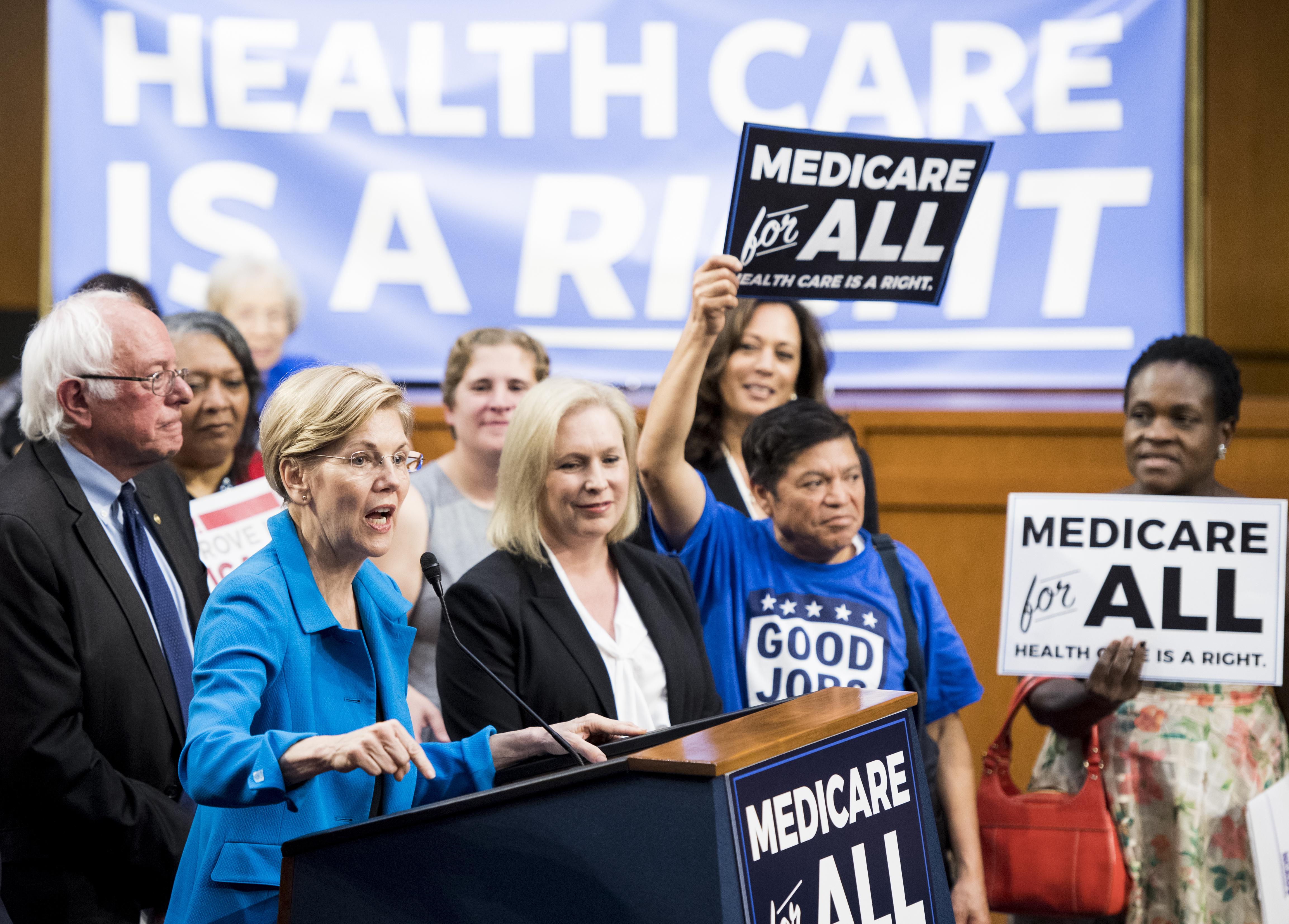 Best Federal Health Insurance Plan 2020 Democratic debate June 19: 2020 candidates' policies on health