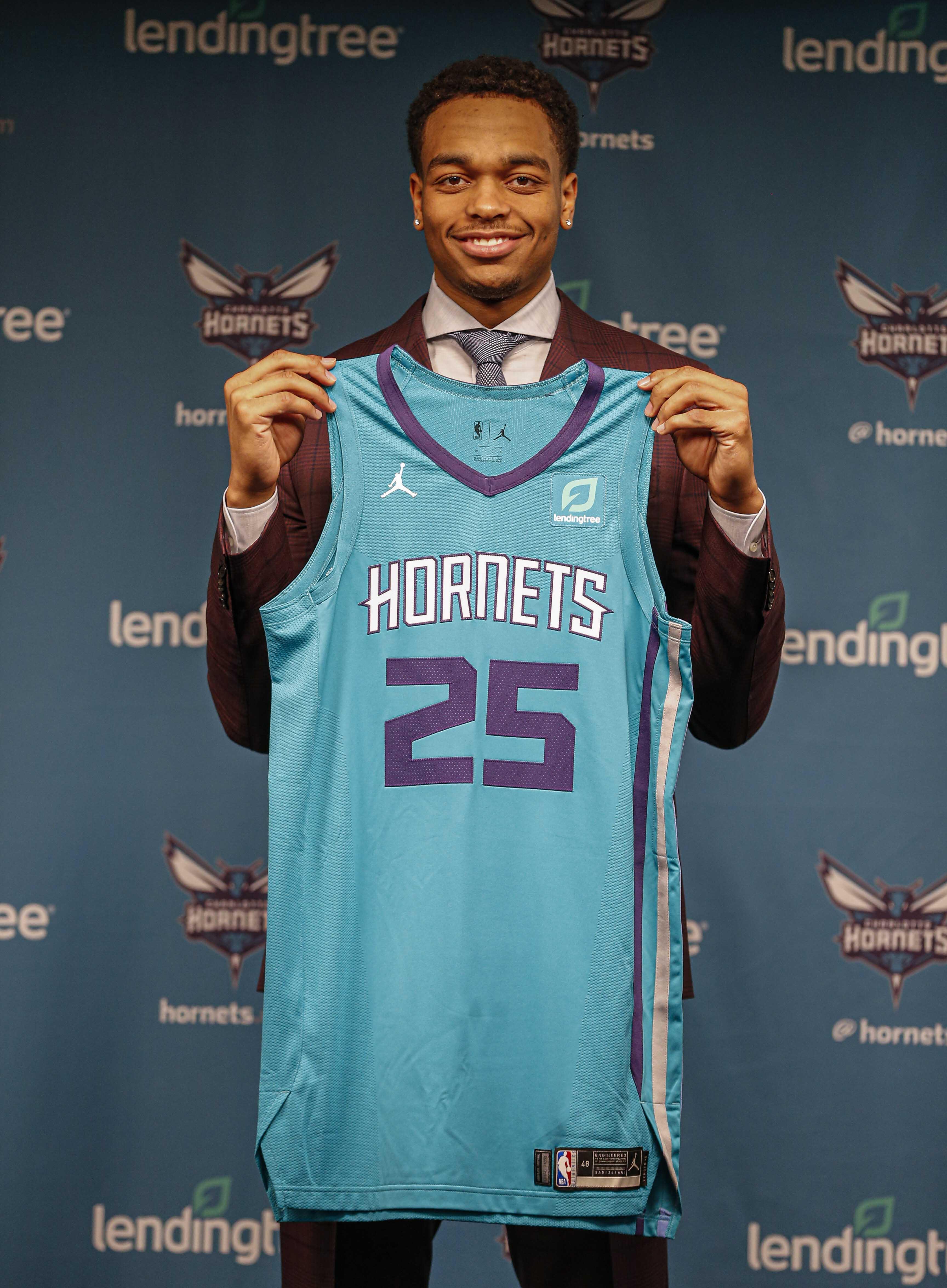 NBA: Charlotte Hornets-Press Conference
