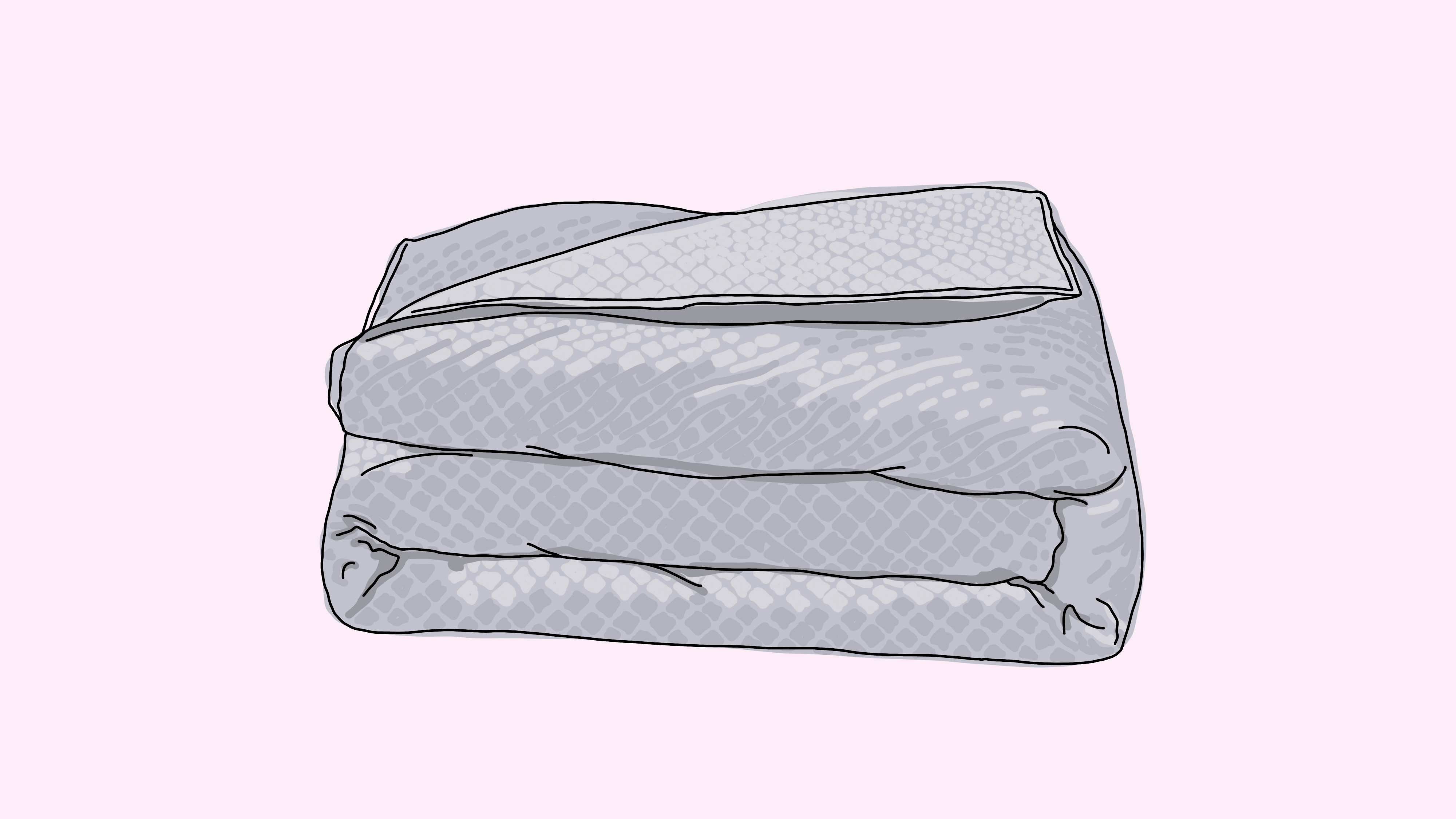The best $95 I ever spent: a weighted blanket for my anxiety-induced insomnia