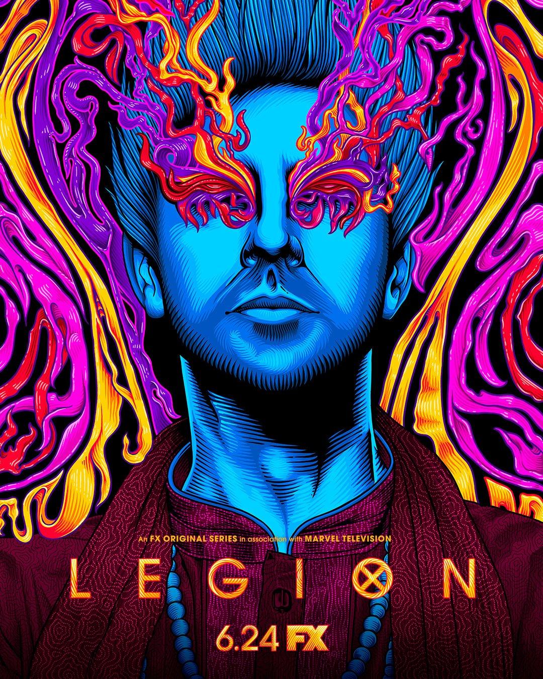 Legion creator Noah Hawley on writing David as the villain and introducing Charles Xavier