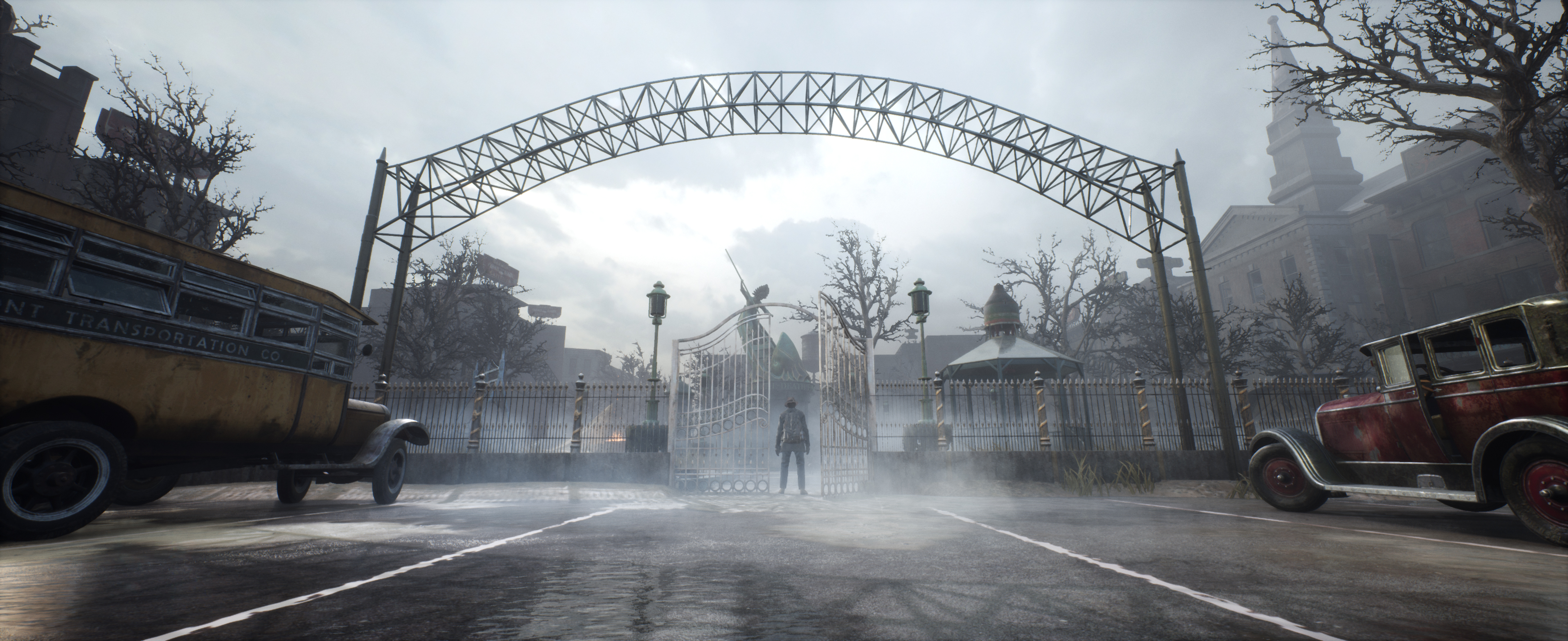 The Sinking City review: the horrors of touchy controls and Lovecraft's racism