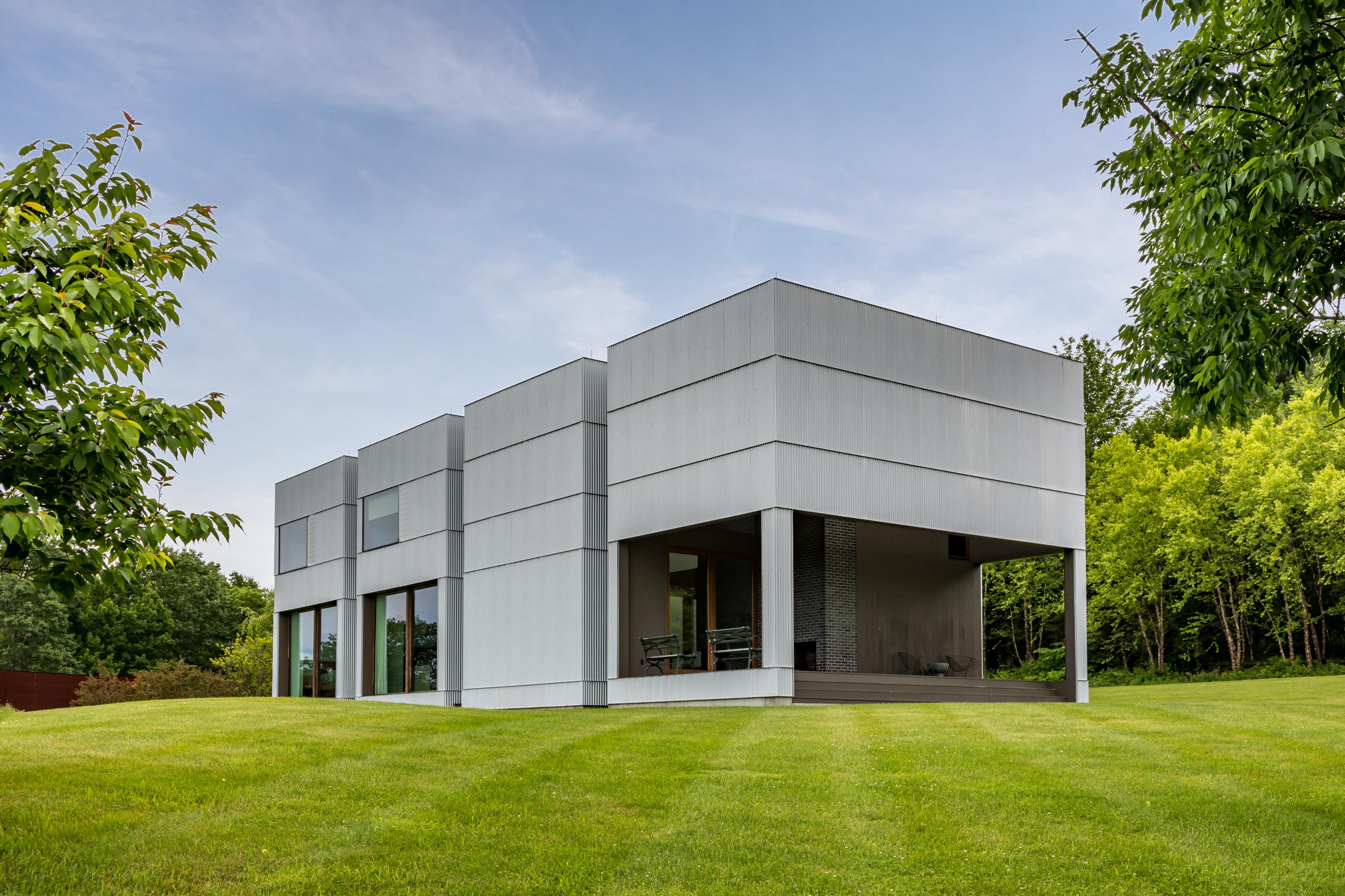 Sleek home designed by Ai Weiwei asks $5.2M