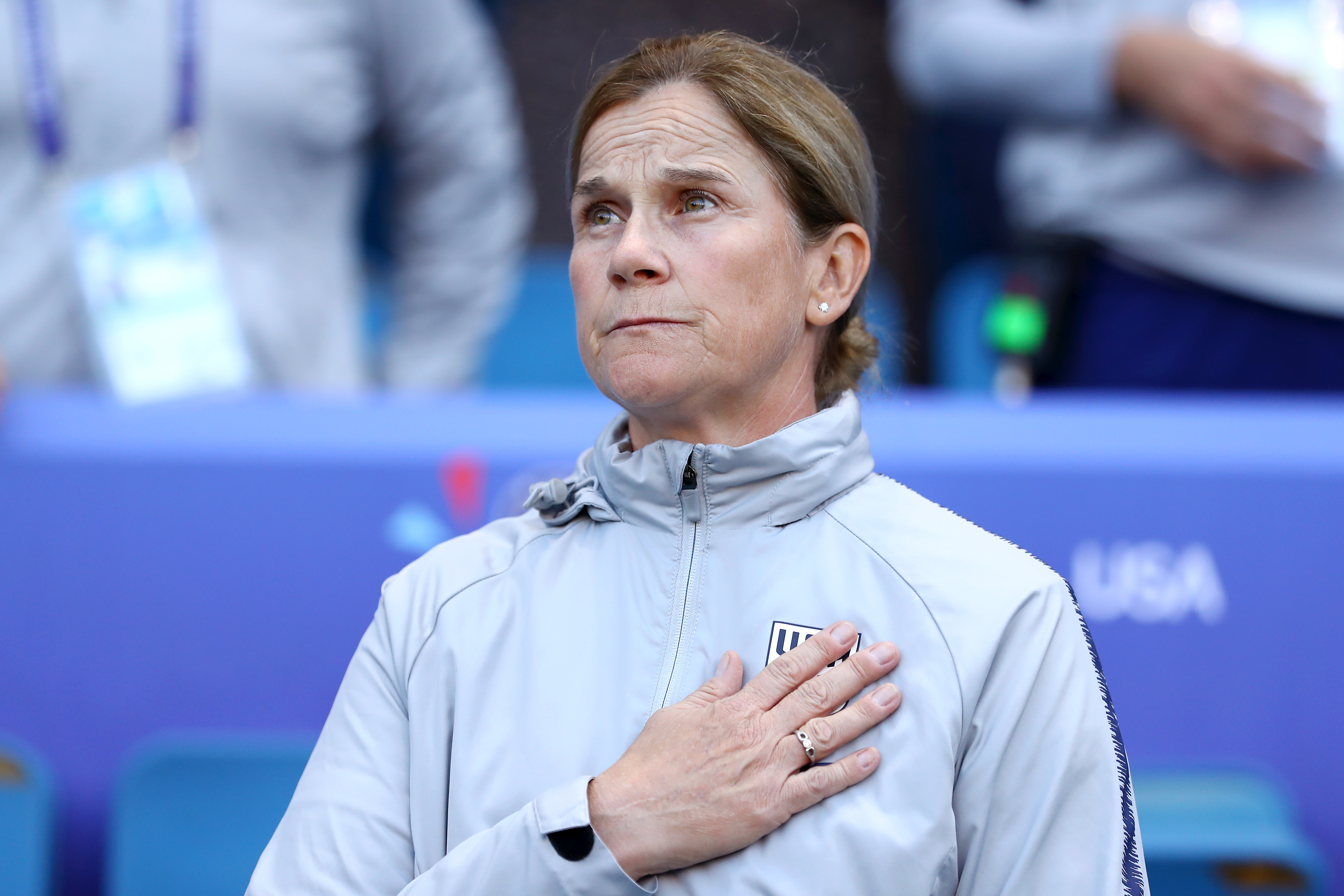 Anyone who reads this could manage the USWNT to a World Cup title