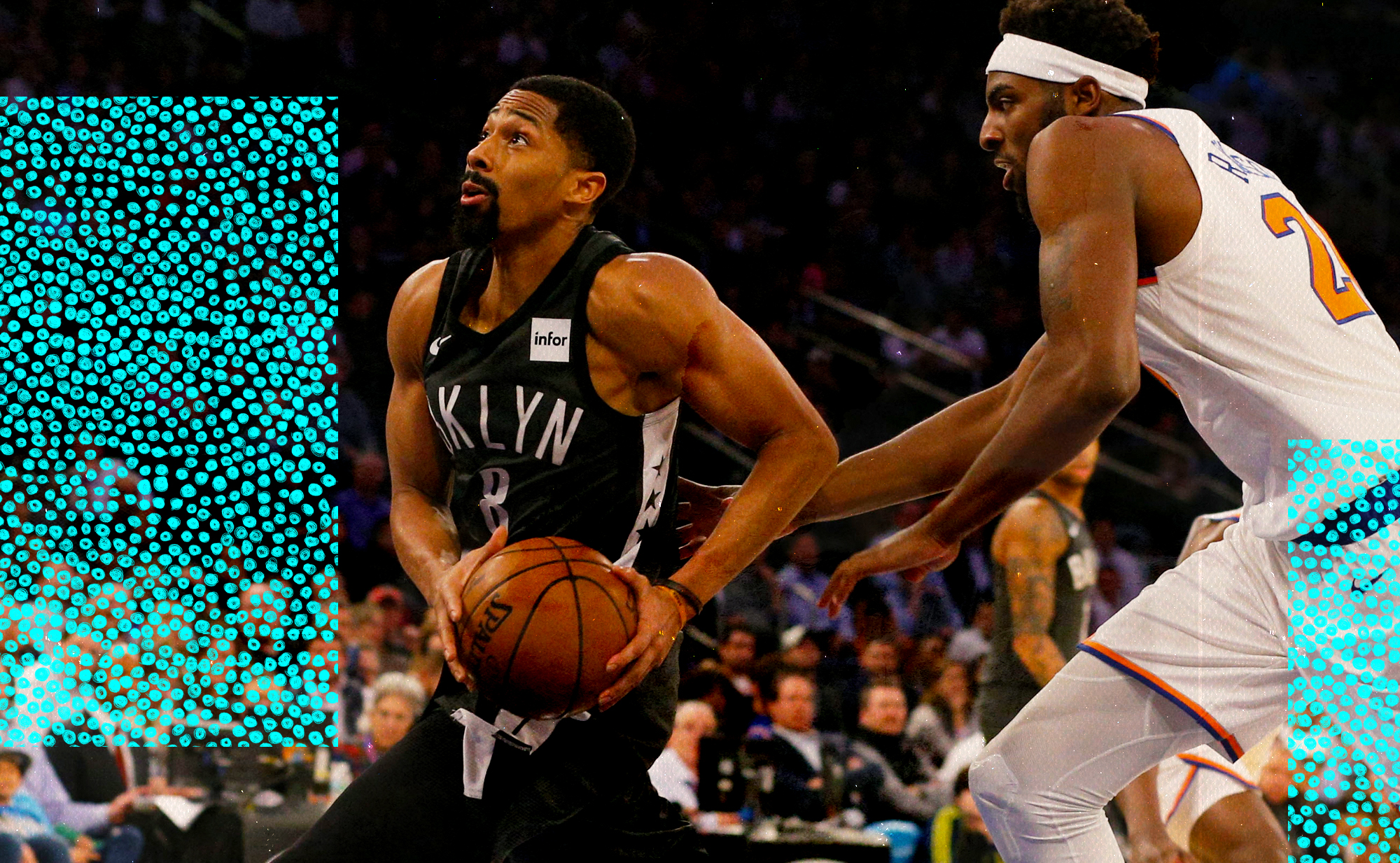We might be watching the Knicks and Nets switch places right before our eyes