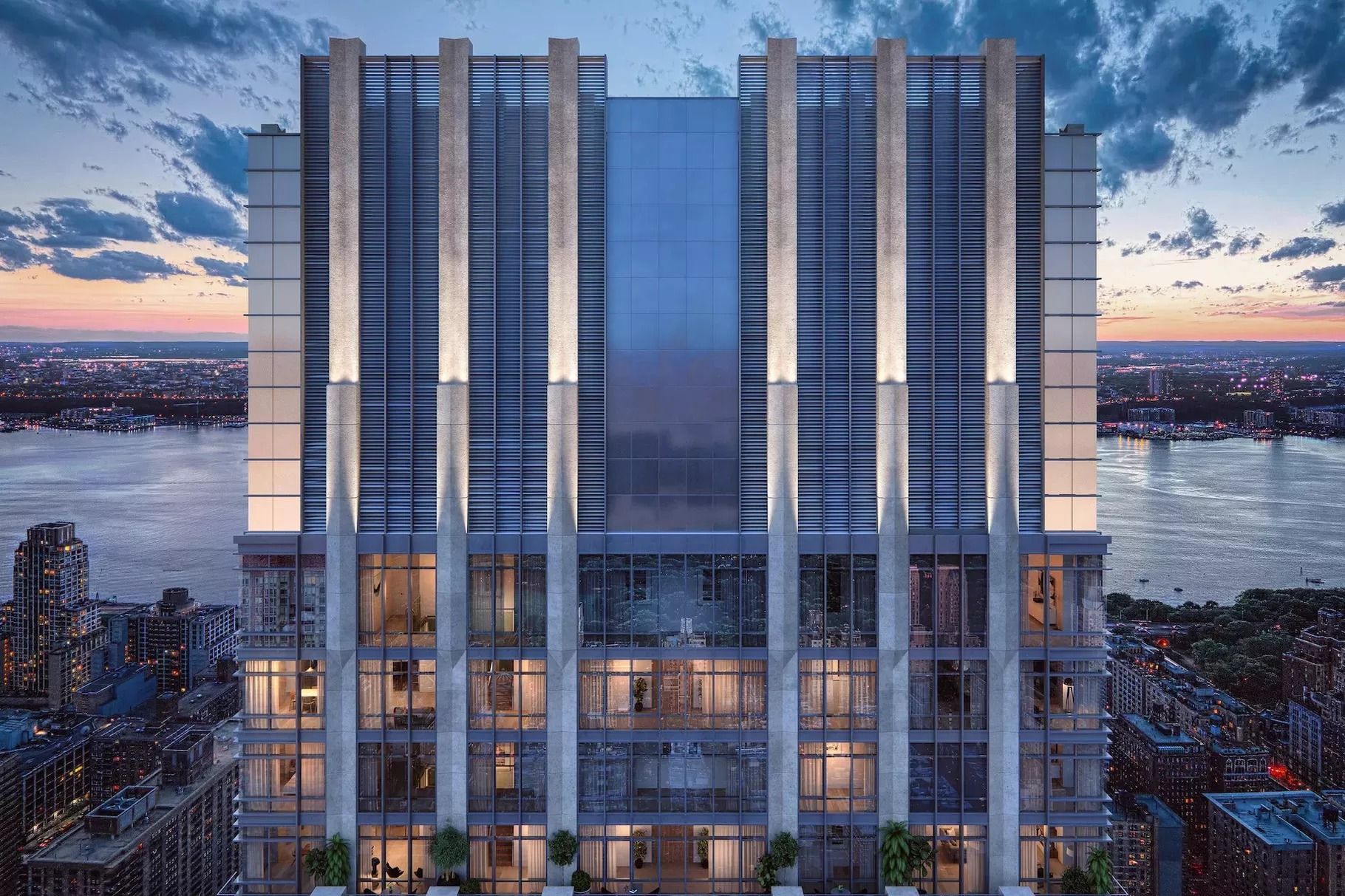 Contested Upper West Side tower earns city board's approval—again