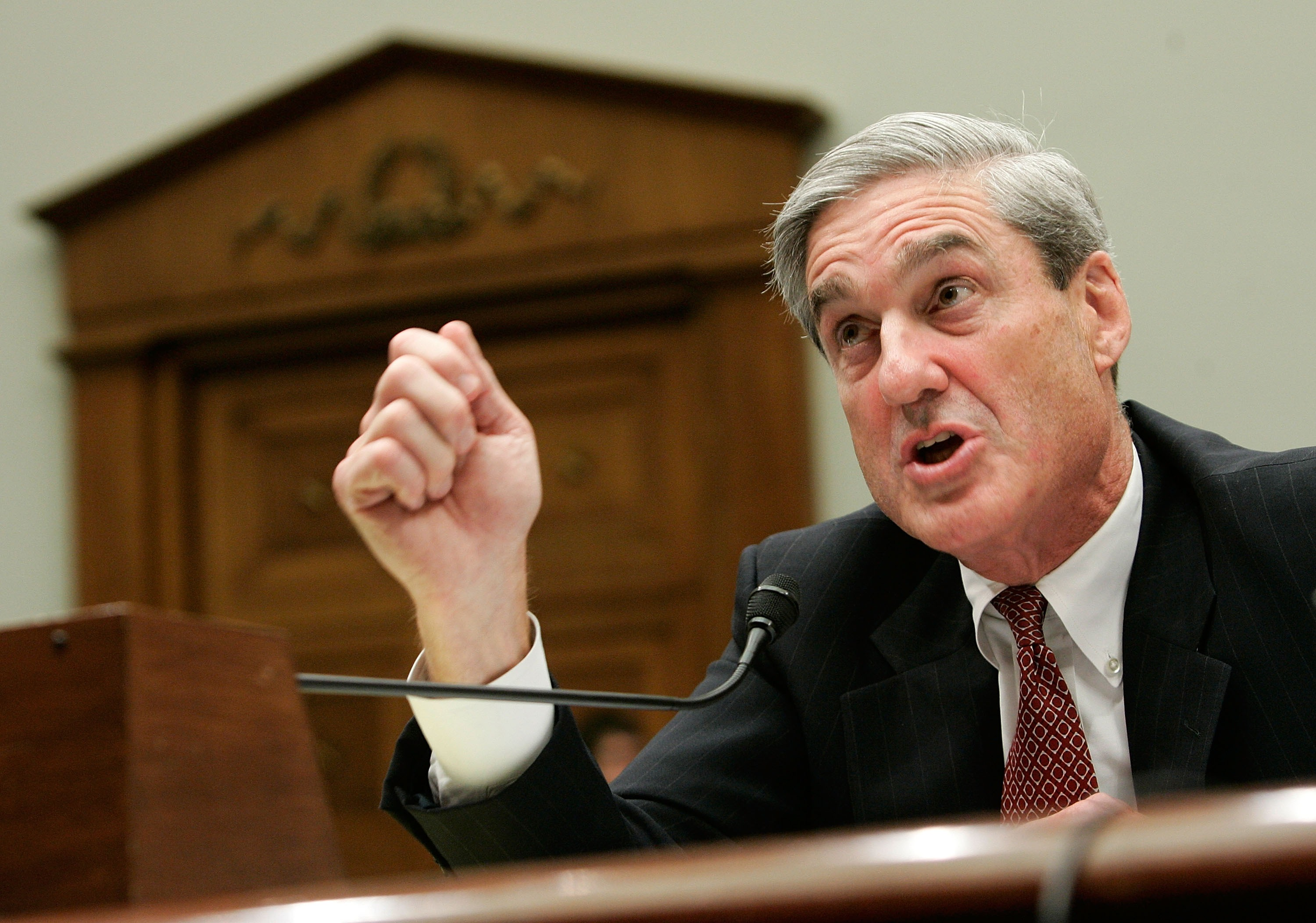 Special counsel Robert Mueller's congressional testimony is delayed by a week