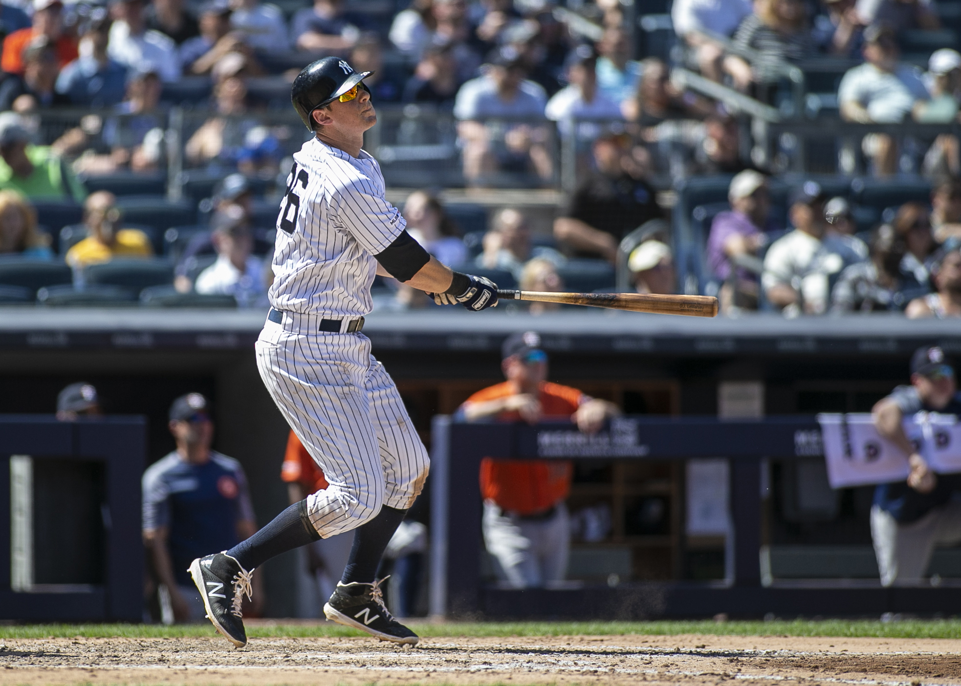 MLB: Houston Astros at New York Yankees
