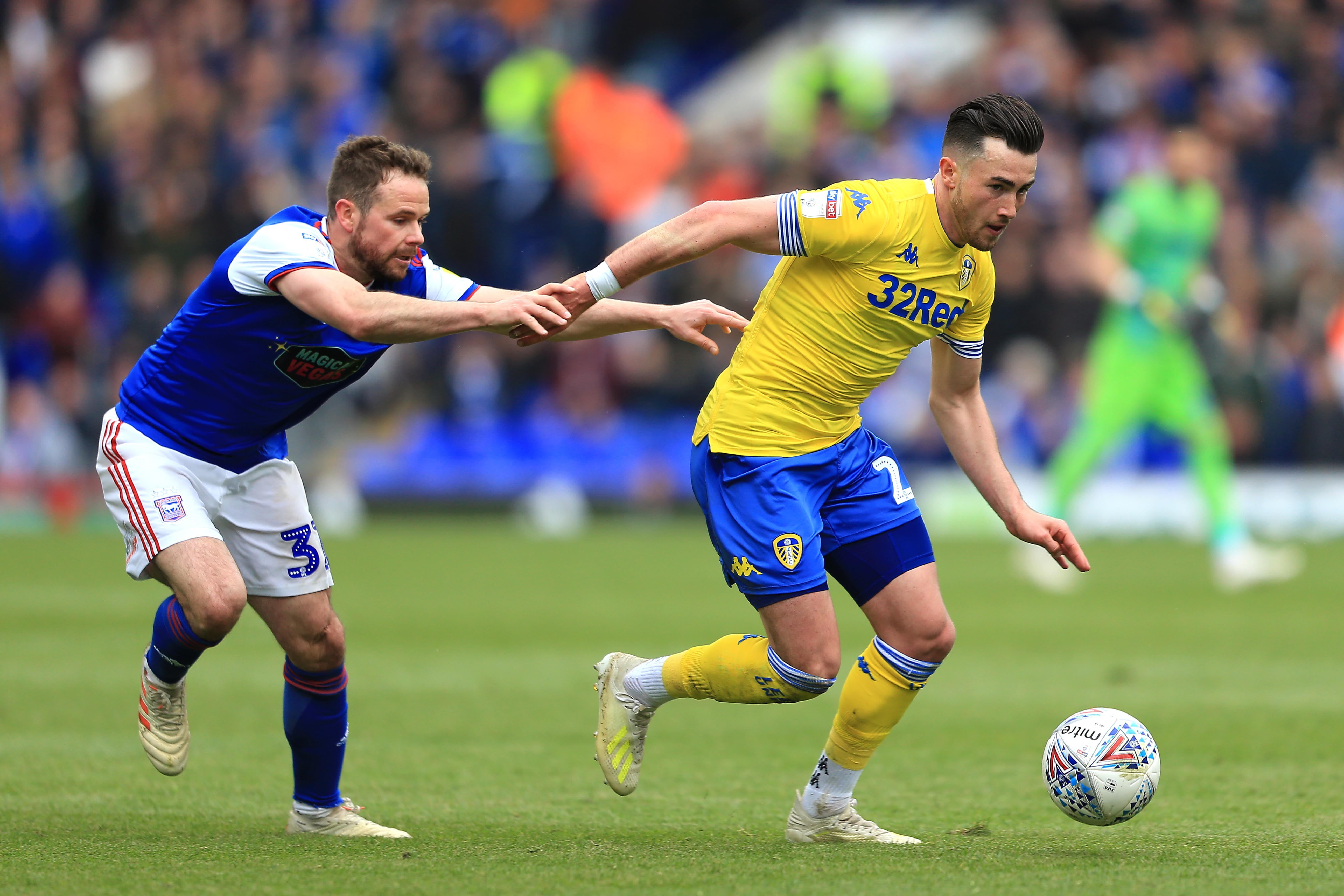 Morning Leeds-in for 26 June: Harrison looks set to go loan from Manchester City to Leeds again