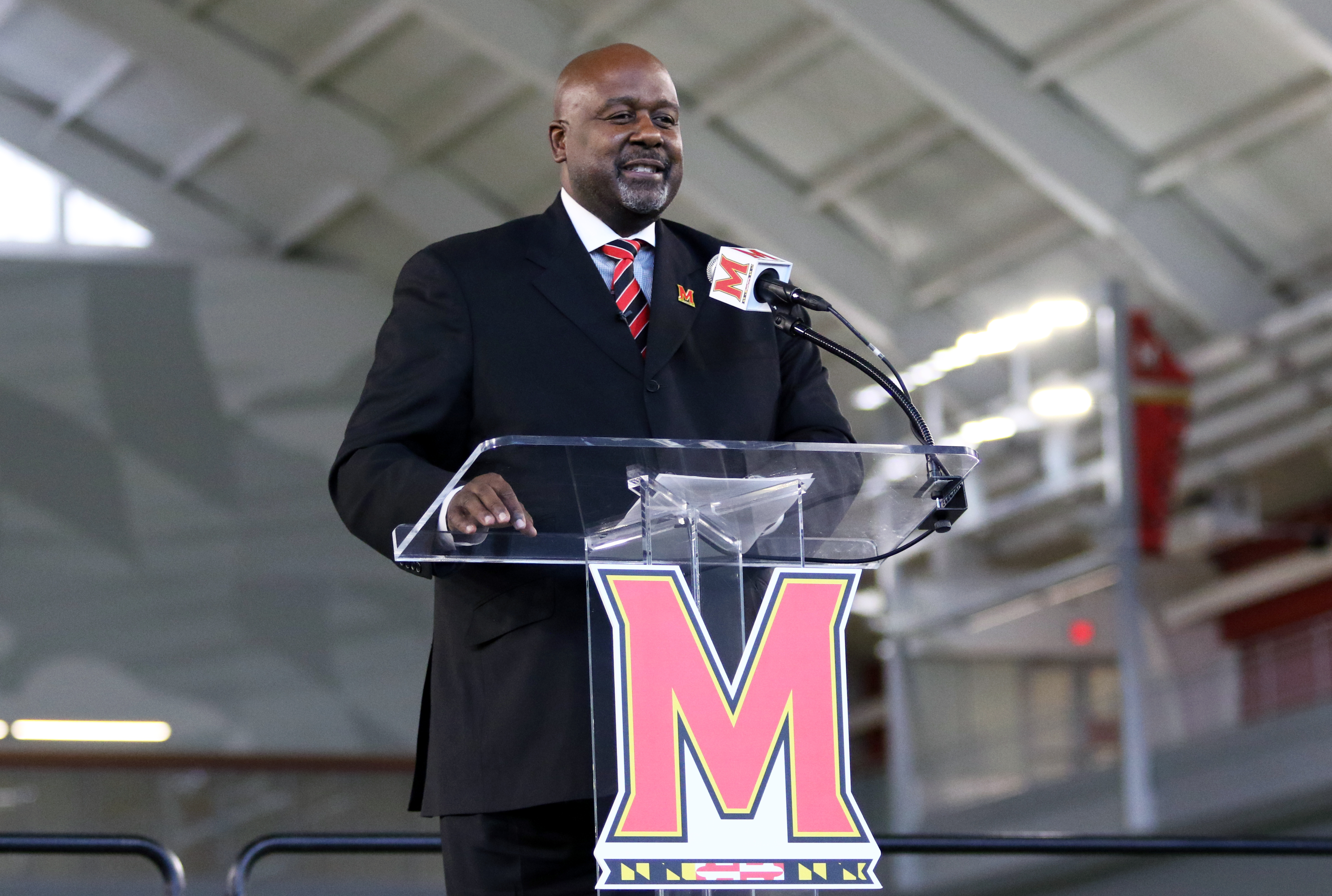 Maryland football Mike Locksley press conference