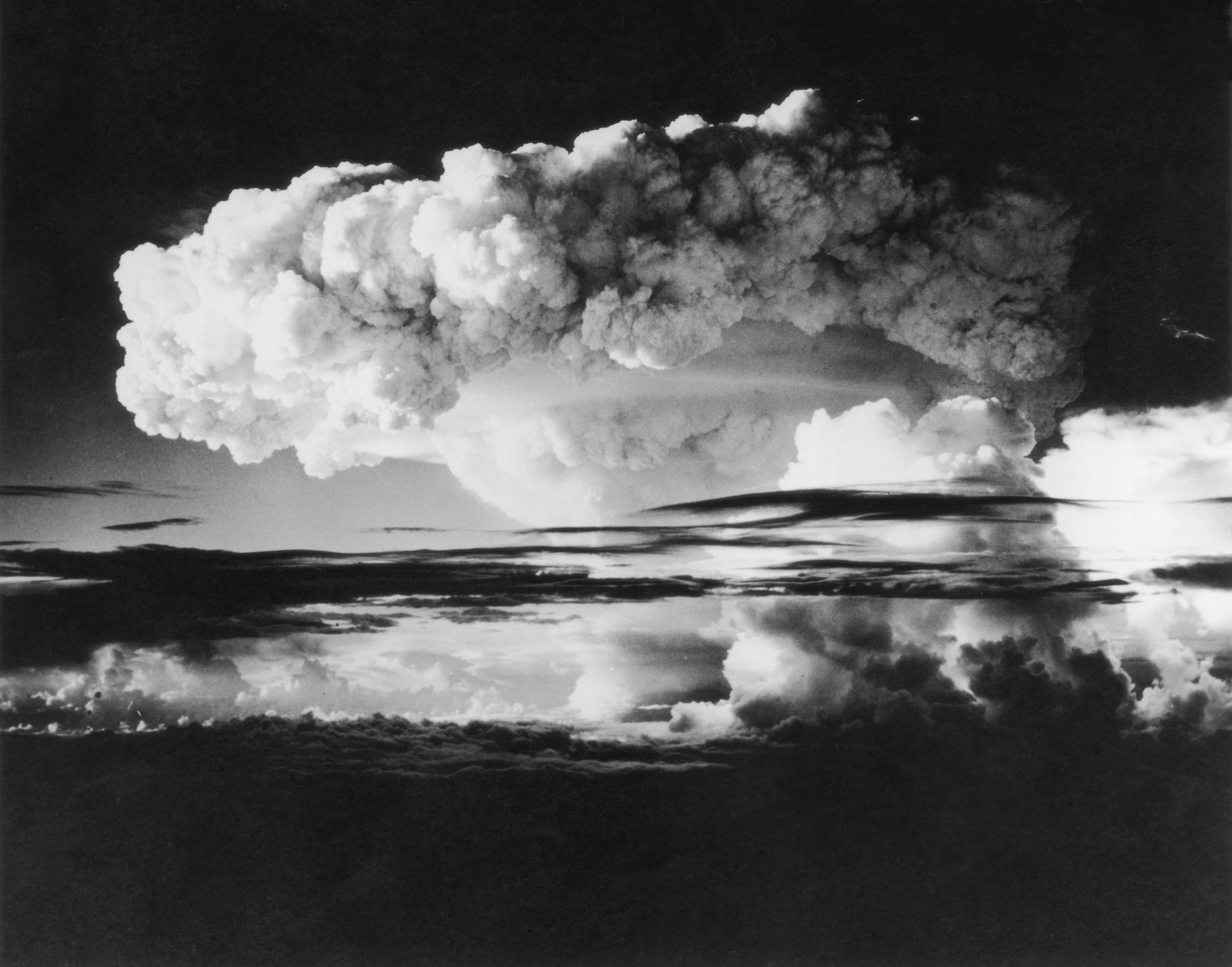 H Bomb Cloud