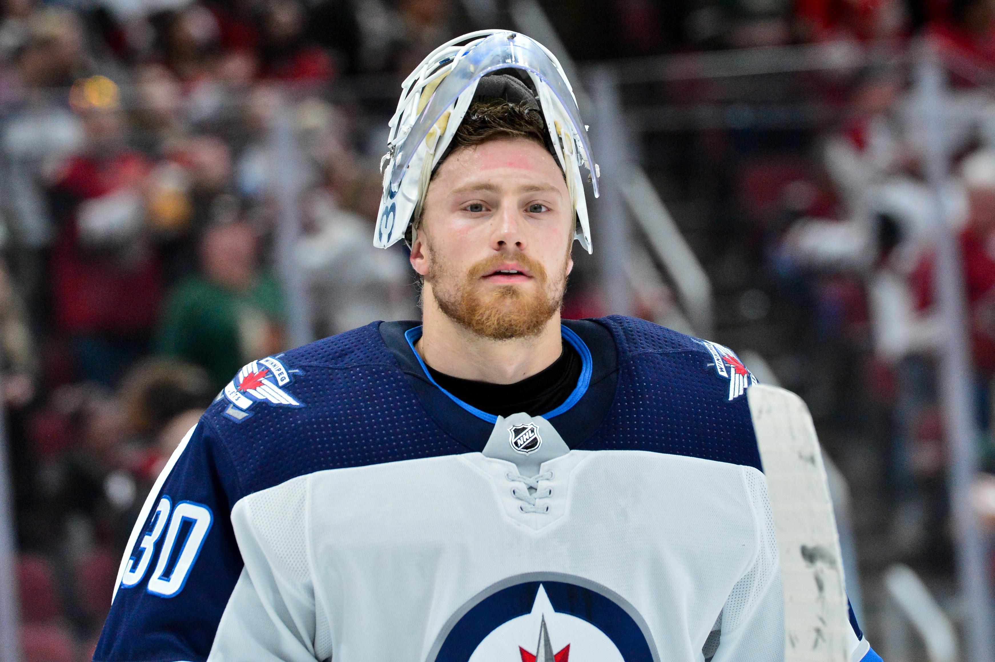 NHL: Winnipeg Jets at Arizona Coyotes